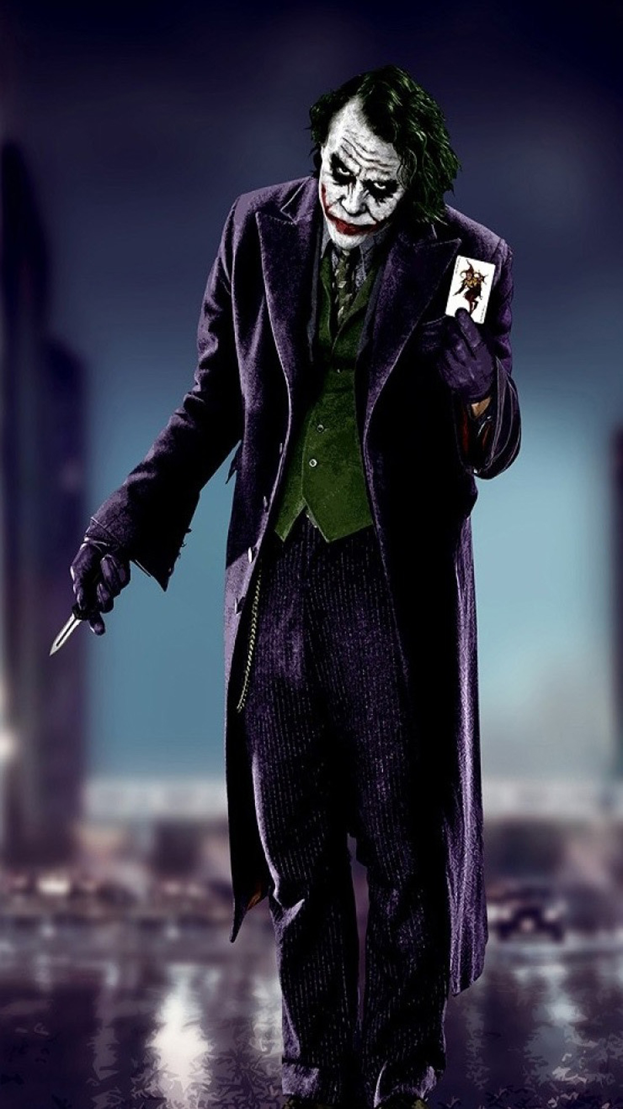 Joker Wallpaper Iphone X