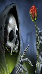 Tête De Mort Tête De Mort 3 3Wallpapers iPhone Parallax 169x300 Tête de mort (3)