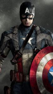 Capitaine America Captain America 2 3Wallpapers iPhone Parallax 169x300 Captain America (2)