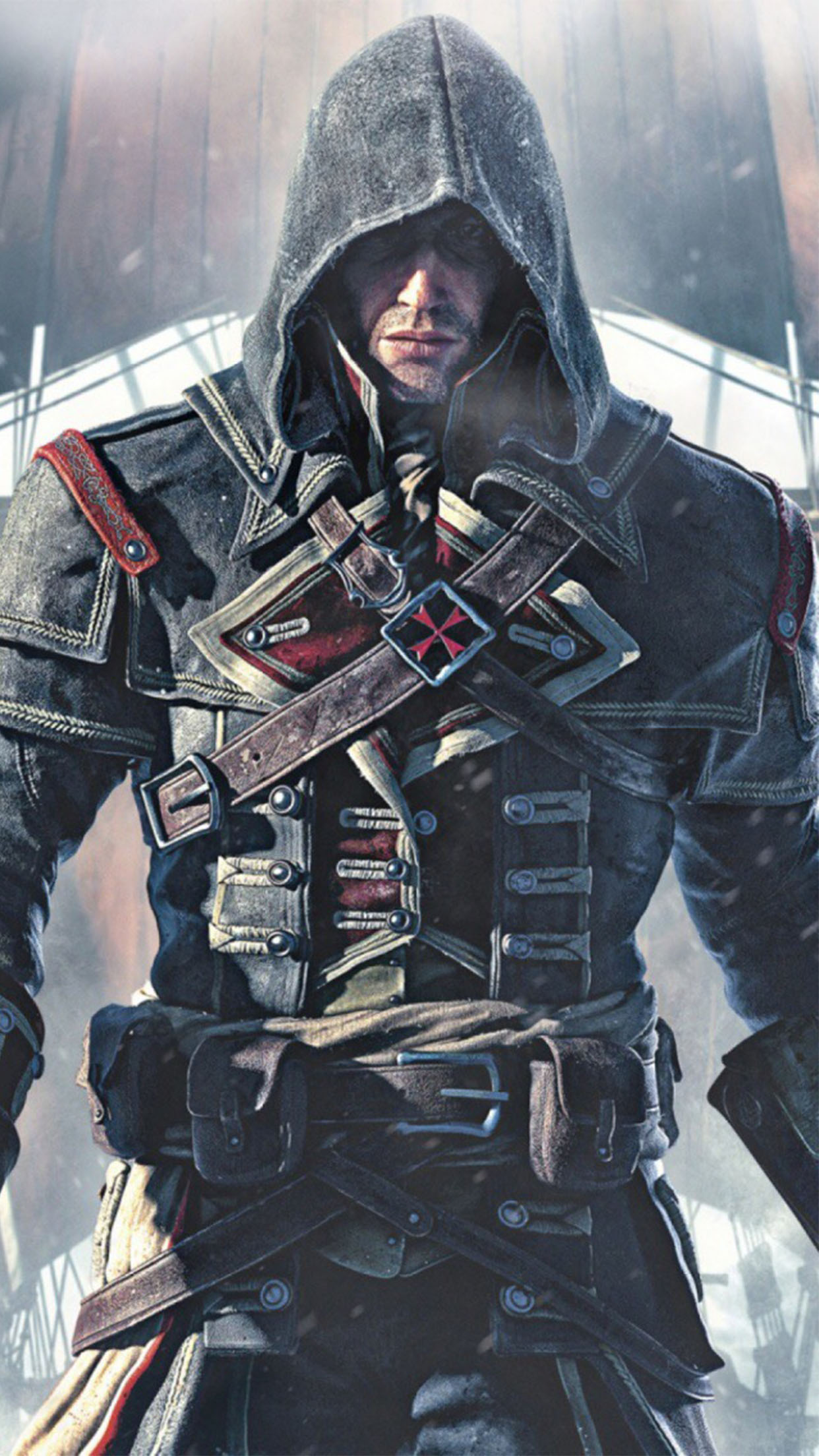 Assasins Creed Assassins Creed 1 3Wallpapers iPhone Parallax Assassins Creed 1