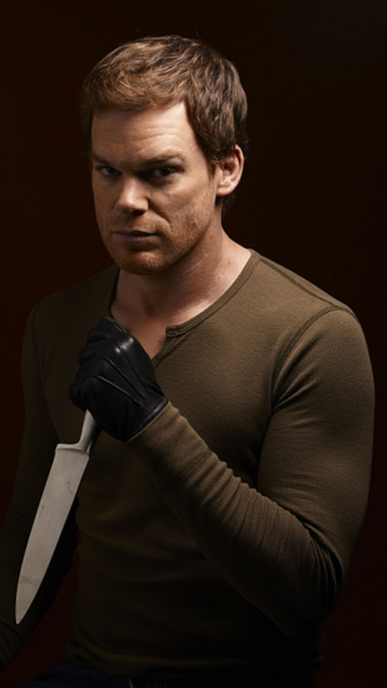 dexter wallpaper iphone 4