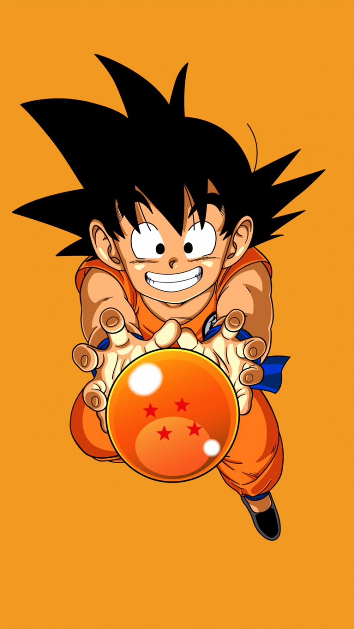 Sangoku Wallpaper for iPhone 11, Pro Max, X, 8, 7, 6 - Free Download on 3Wallpapers