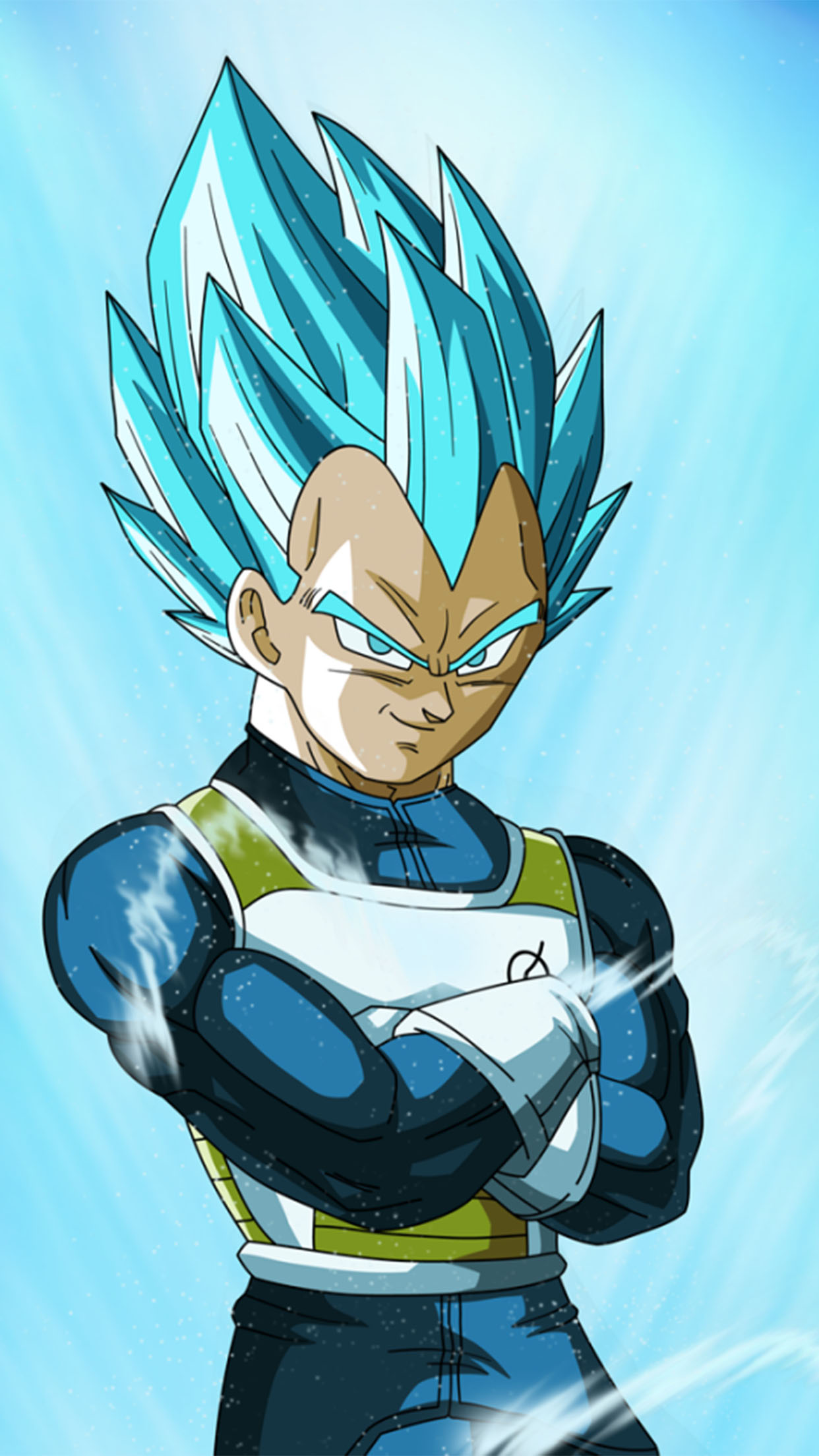 Vegeta Wallpaper For Iphone X 8 7 6 Free Download On