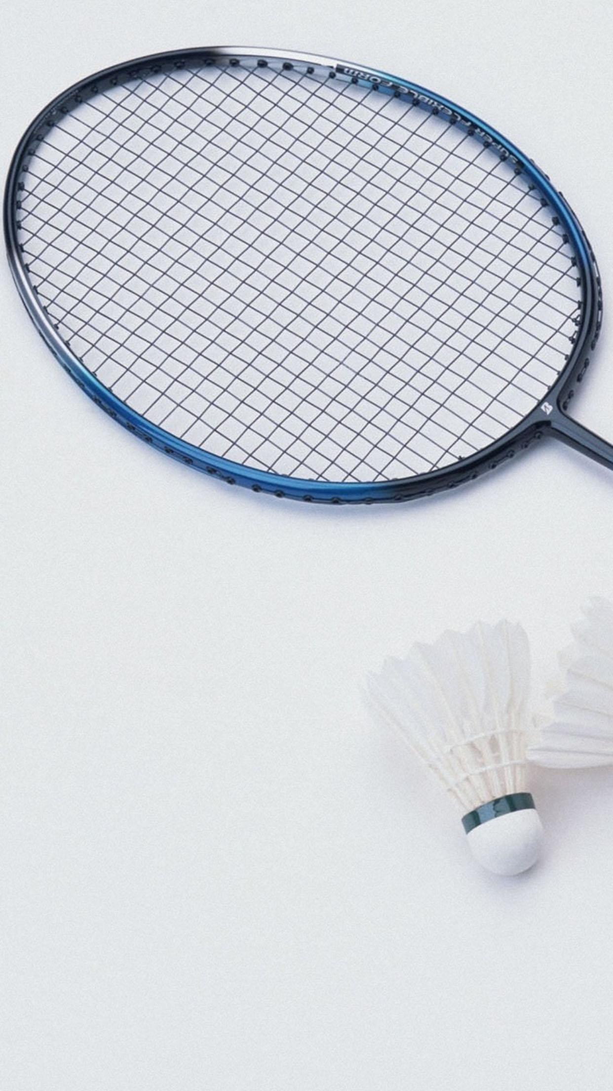 Badminton Badminton racquets 3Wallpapers iPhone Parallax Badminton racquets