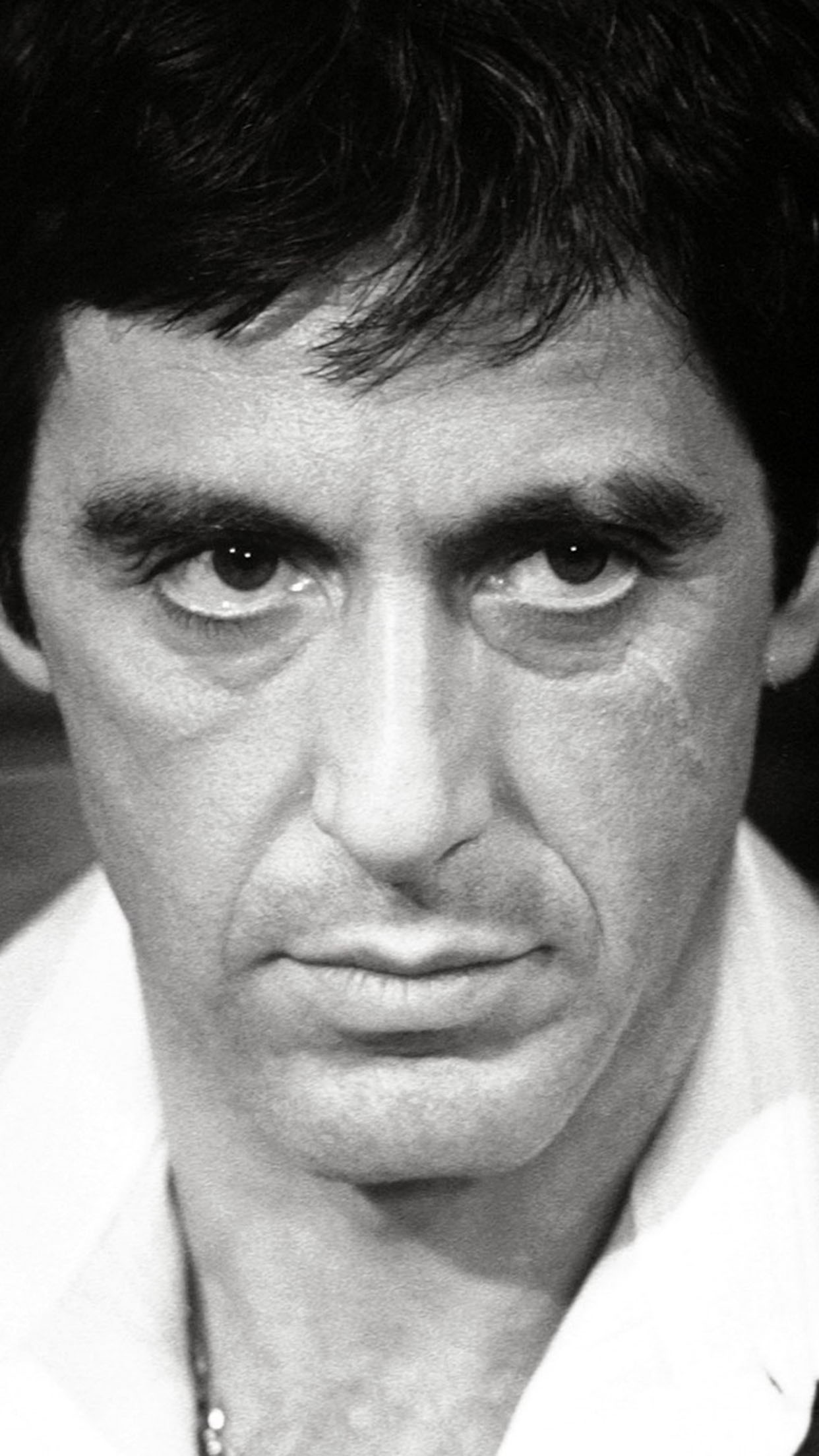 Scarface Al Pacino 3Wallpapers iPhone Parallax Scarface: Al Pacino