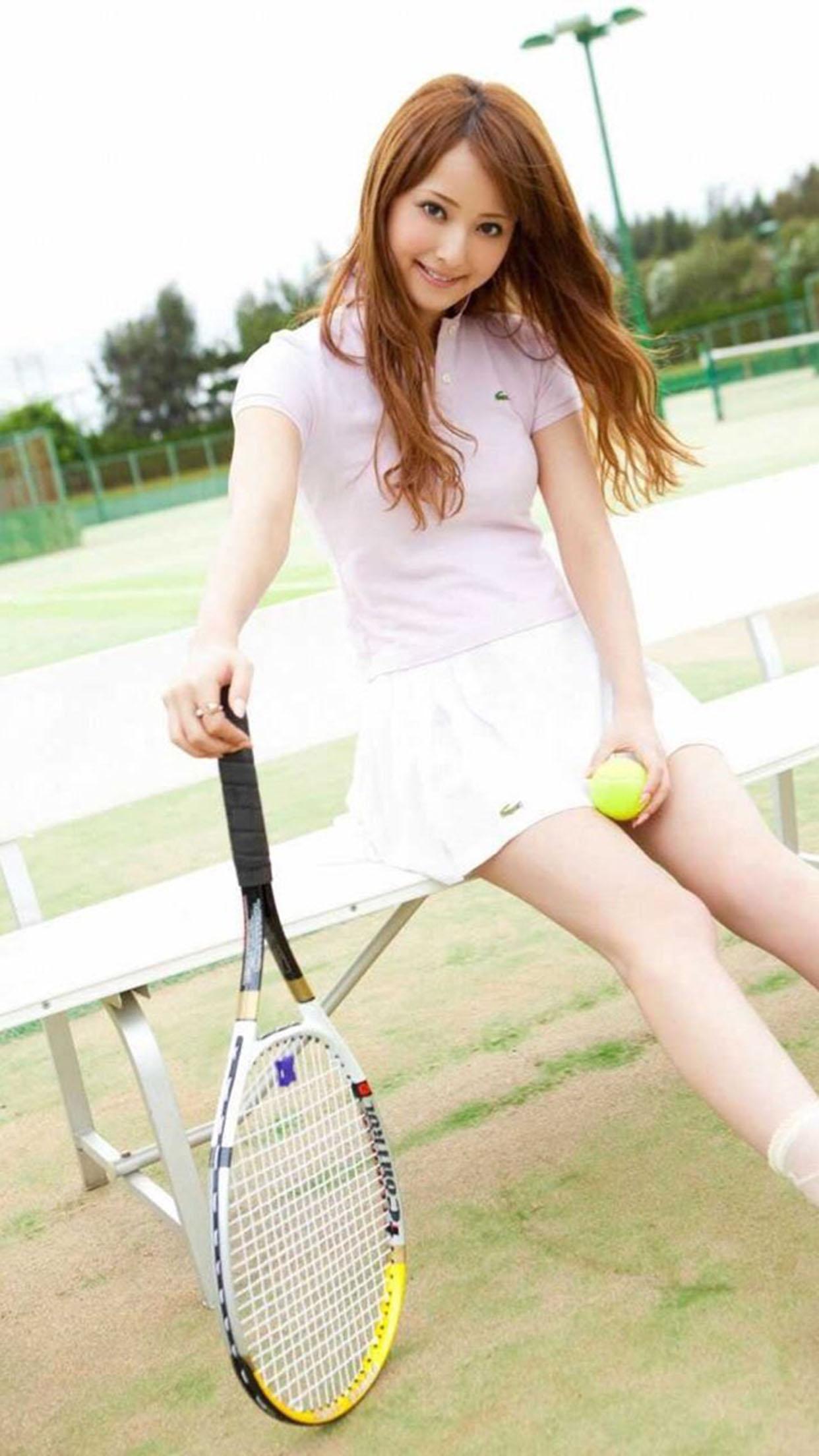 Tennis Tennis gamer 3Wallpapers iPhone Parallax Tennis gamer
