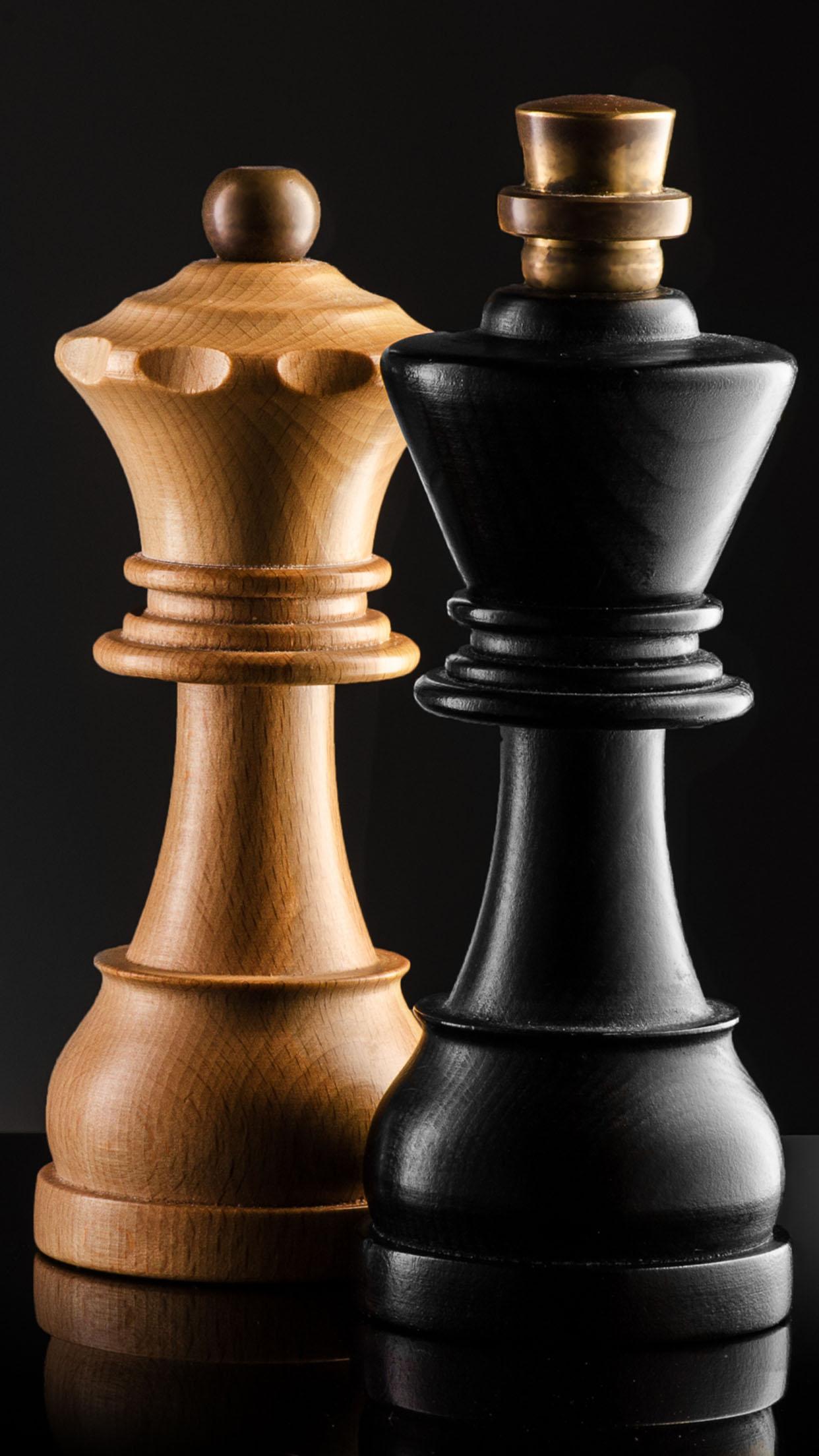Chess Chess 1 3Wallpapers iPhone Parallax 3Wallpapers : notre sélection de fonds d'écran du 23/11/2016
