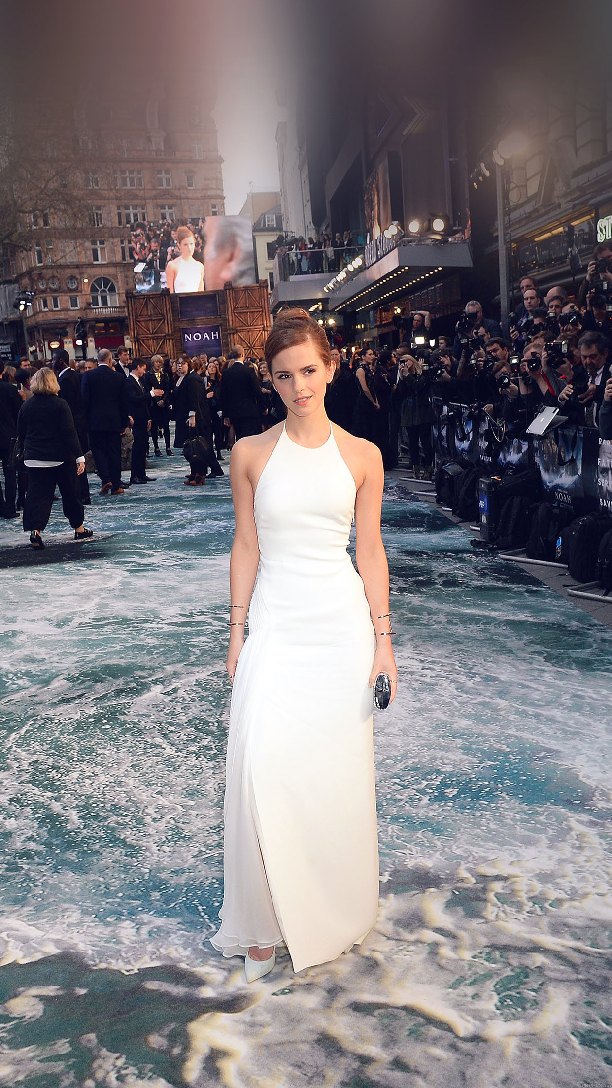 Emma Watson Emma Watson 2 3Wallpapers iPhone Parallax 3Wallpapers : notre sélection de fonds d'écran du 20/11/2016
