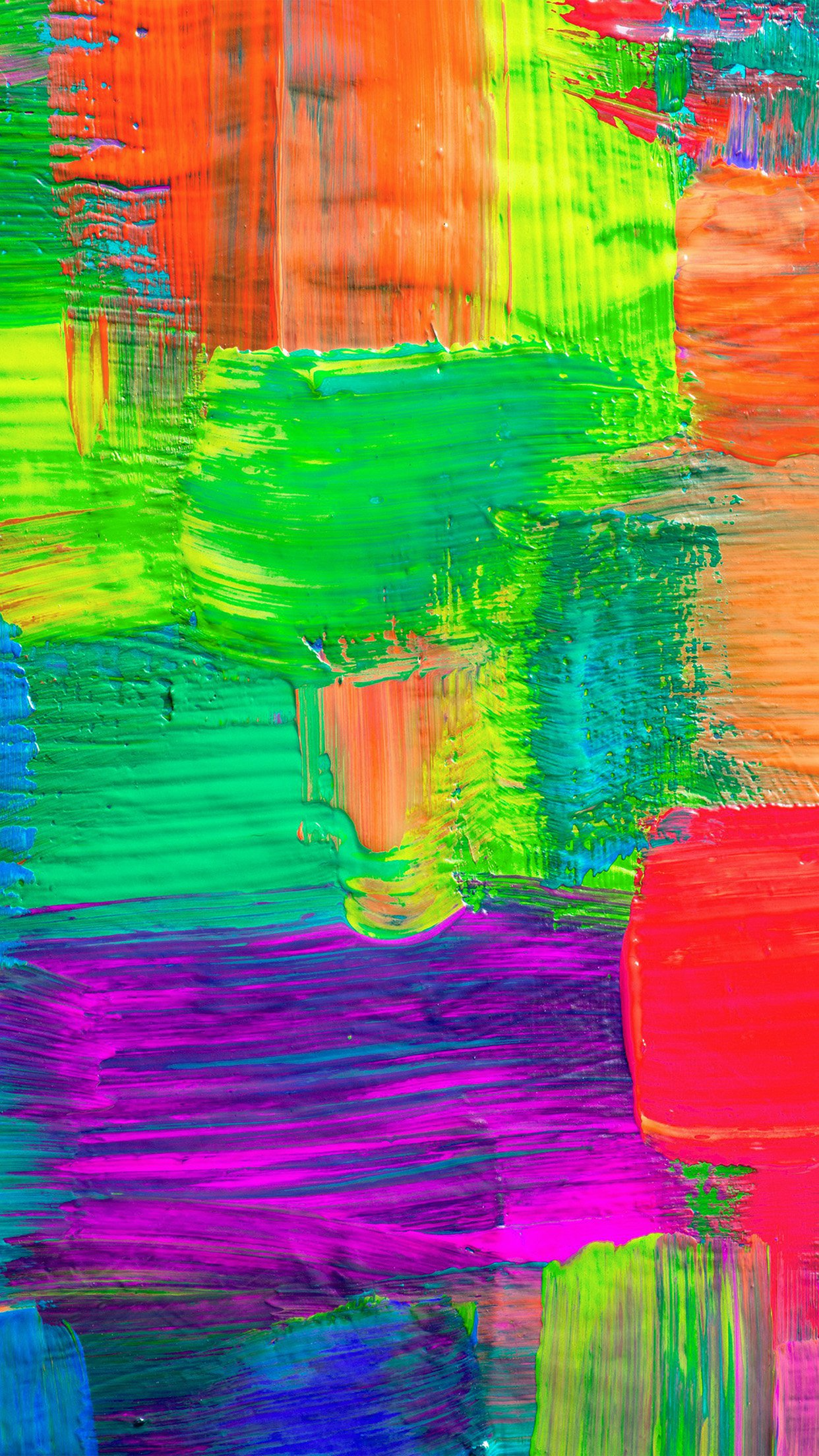 Paint Pattern texture 3Wallpapers iPhone Parallax Paint: Pattern texture