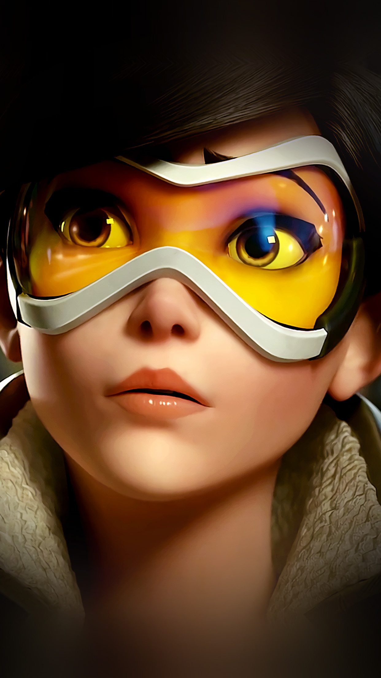 Overwatch: Tracer Wallpaper for iPhone 11, Pro Max, X, 8 ...