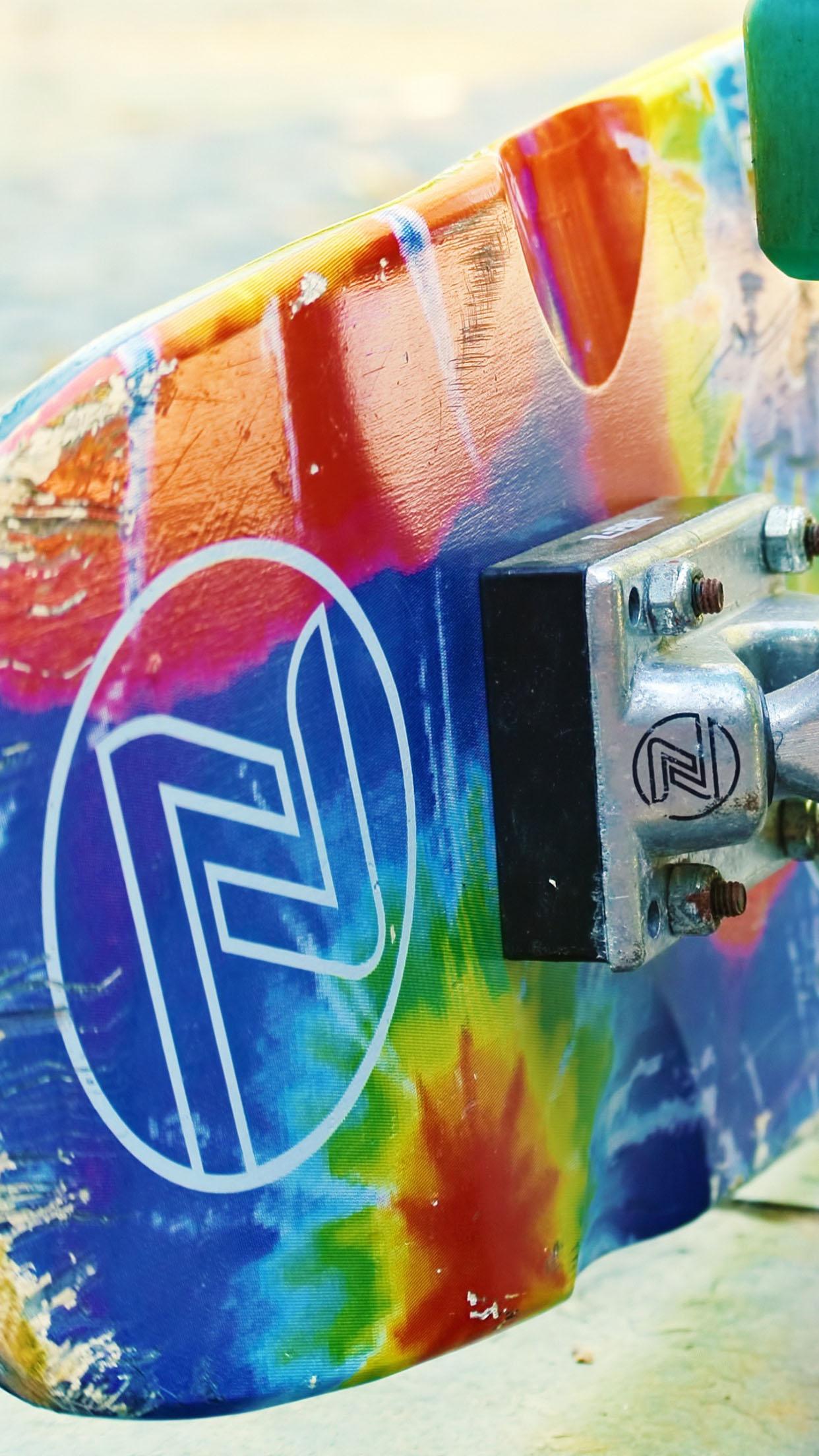 Skateboard Z flex 3Wallpapers iPhone Parallax Skateboard: Z flex