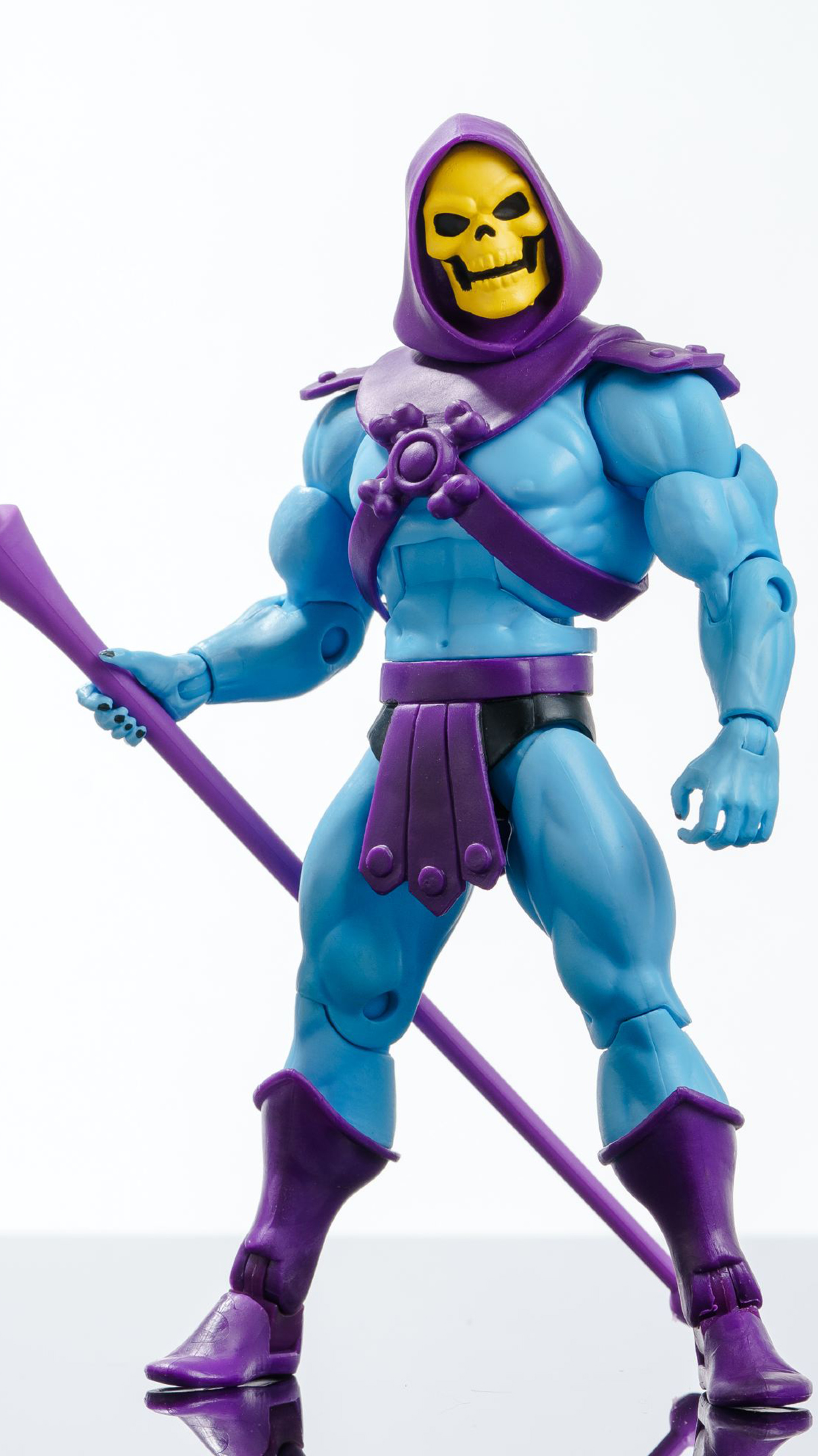 Skeletor Standing With Cane 3Wallpapers iPhone Parallax Skeletor : Standing With Cane