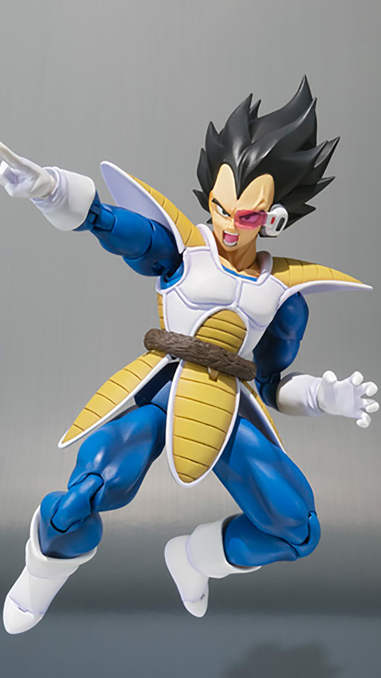 Special Vegeta Pumping 3Wallpapers iPhone Parallax Les 3Wallpapers iPhone du jour (24/01/2017)