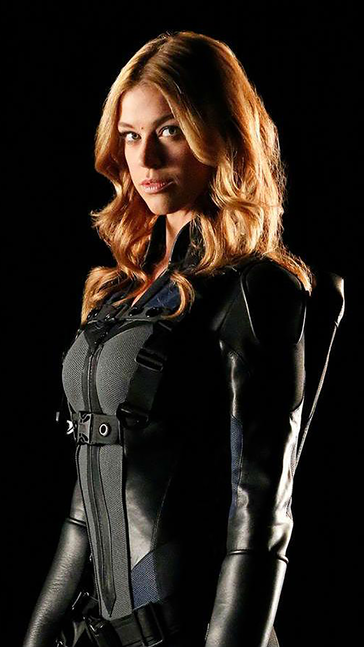 Agents Of Shield Adrianne Palicki 3Wallpapers iPhone Parallax Agents Of Shield : Adrianne Palick