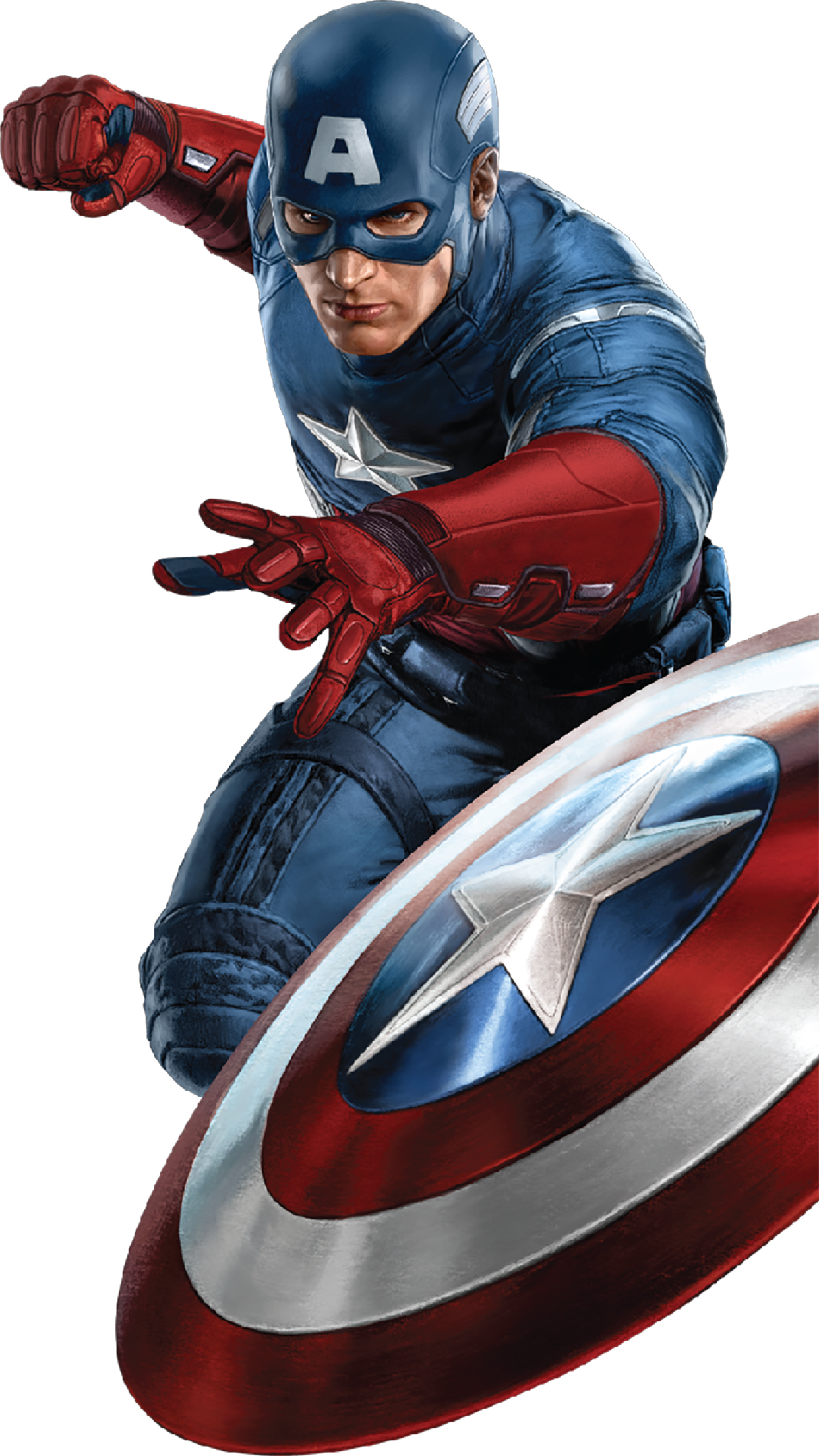 Captain America Fight Wallpaper For Iphone X 8 7 6