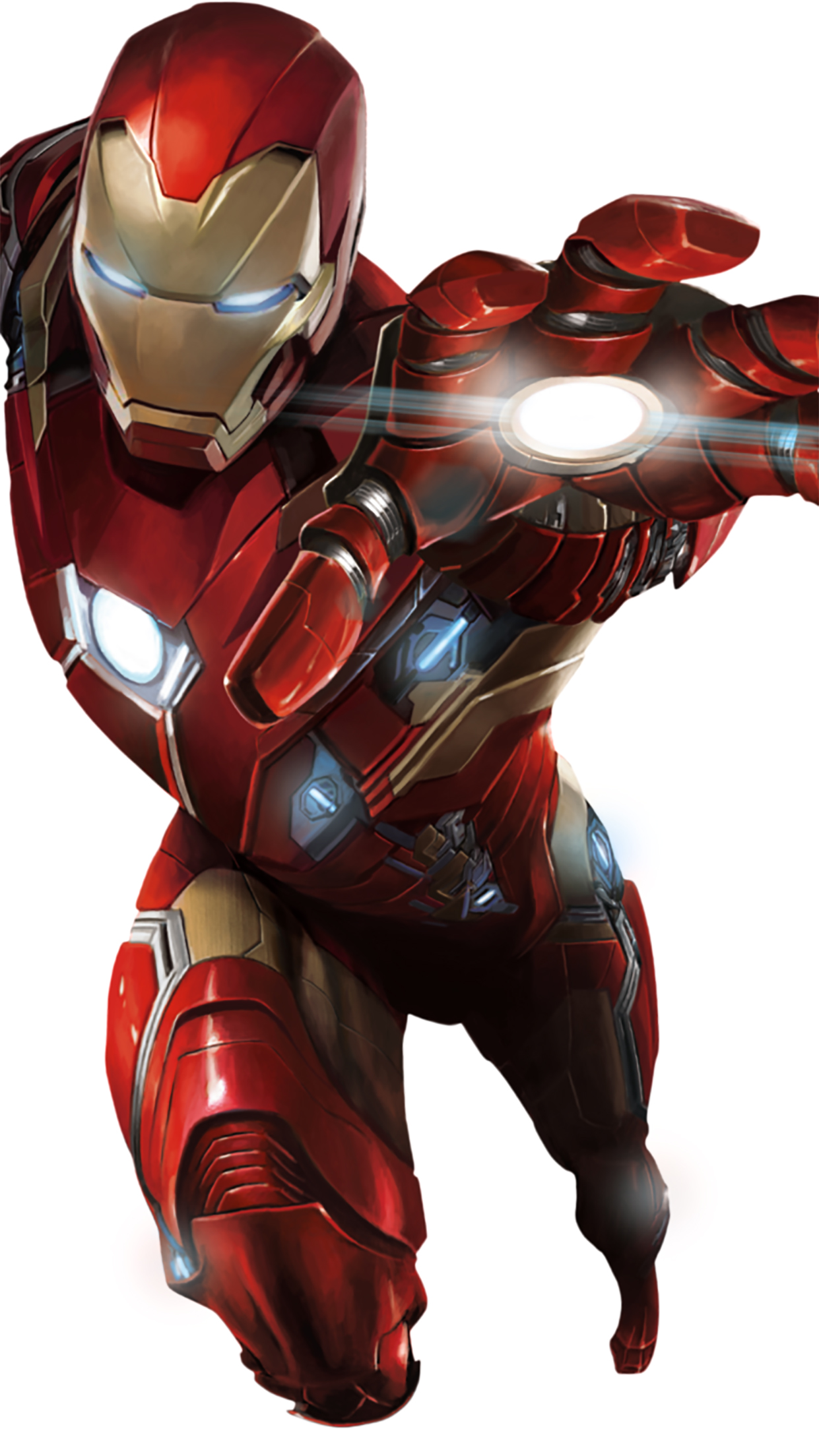 Iron Man Flying 3Wallpapers iPhone Parallax Les 3Wallpapers iPhone du jour (20/02/2017)