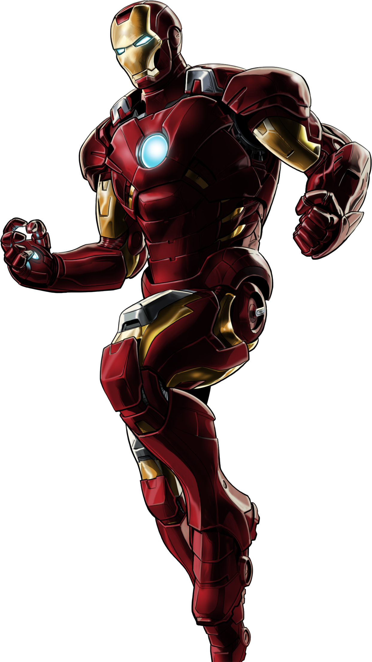 Iron Man Standing 3Wallpapers iPhone Parallax Les 3Wallpapers iPhone du jour (20/02/2017)