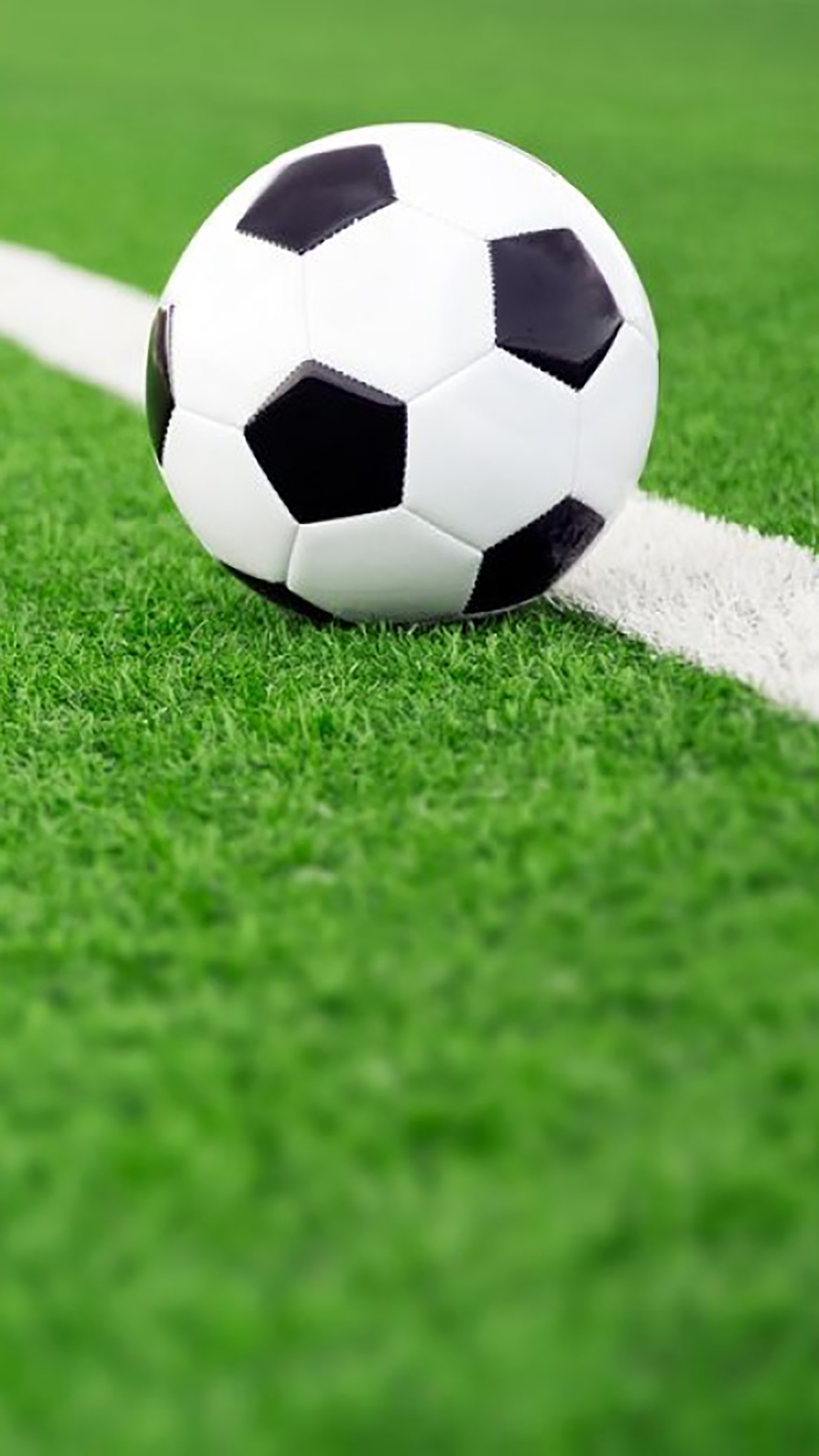 soccer ball 2 wallpaper for iphone x 8 7 6 free