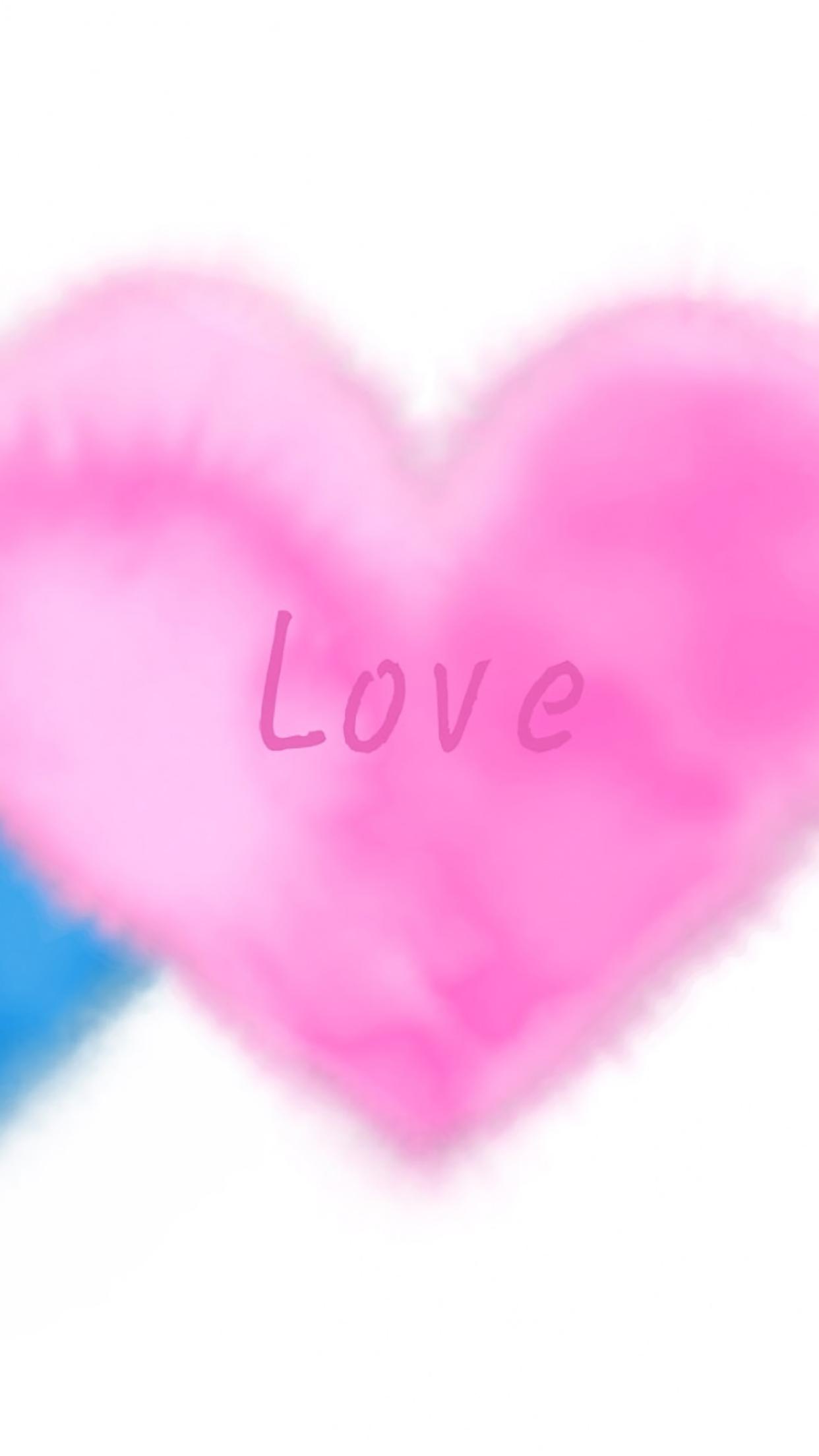 Heart Love 3Wallpapers iPhone Parallax Heart : Love