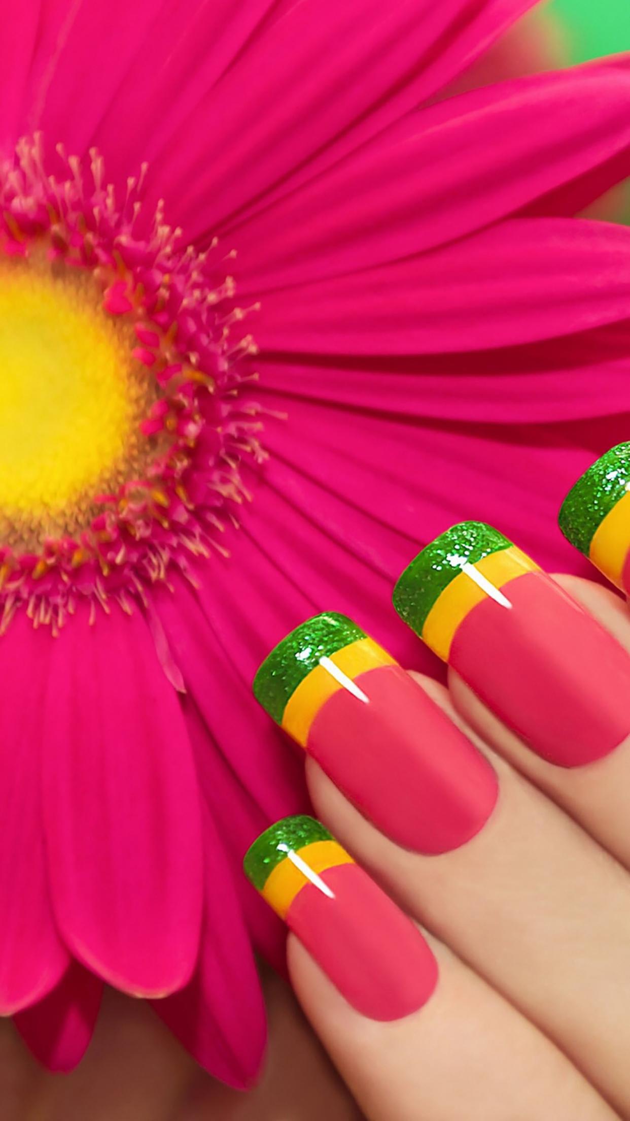 Flower 1 3Wallpapers iPhone Parallax Flower : 1