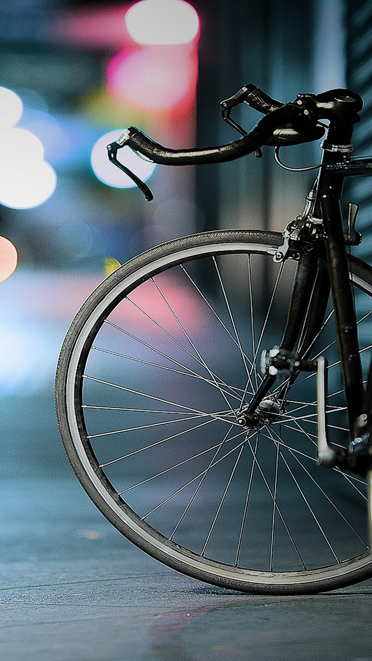 Bicycle 3 3Wallpapers iPhone Parallax Bicycle : 3