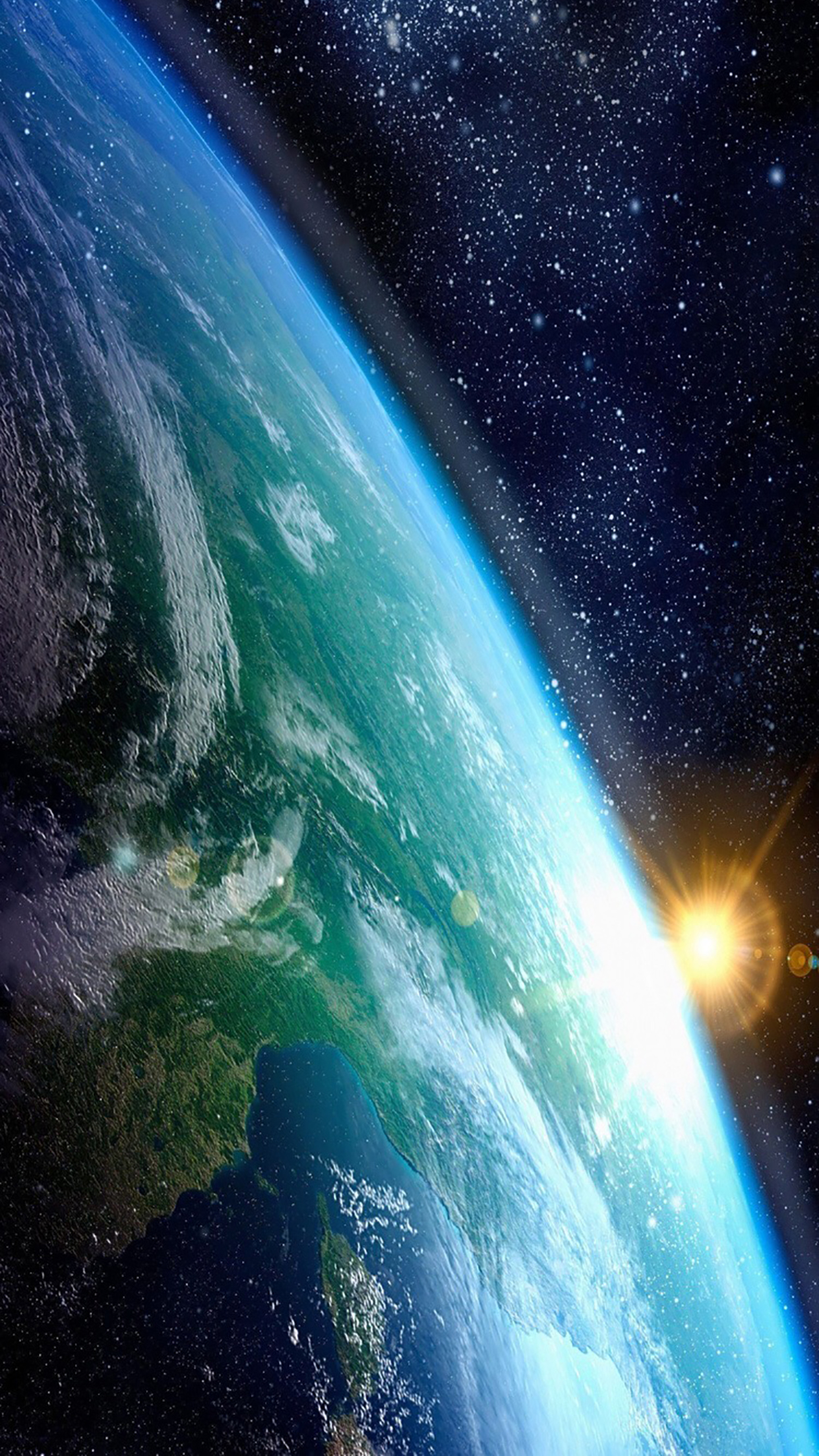 Planet 3 3Wallpapers iPhone Parallax Planet : 3