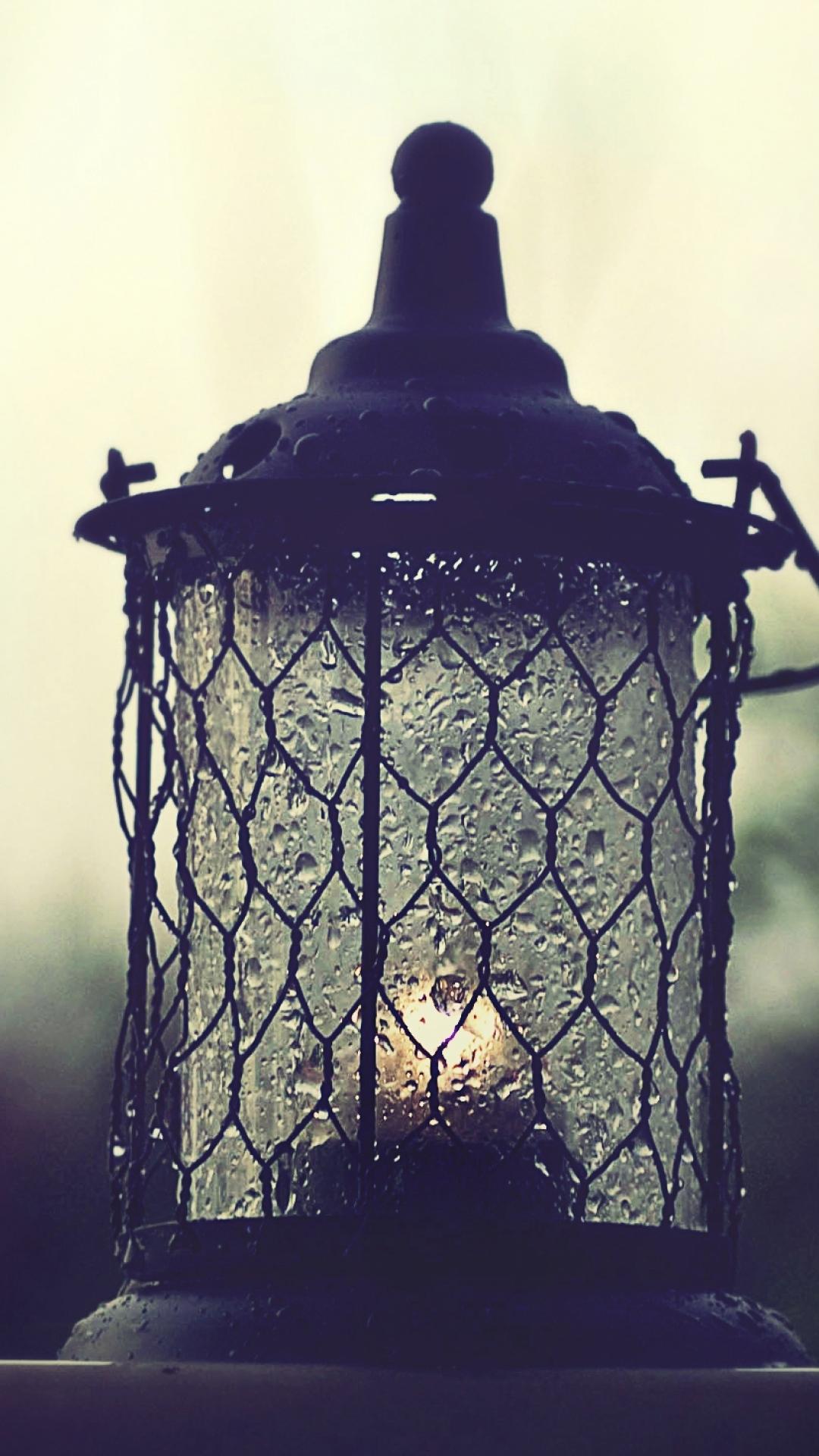 candle lighting glass shape Lighting
