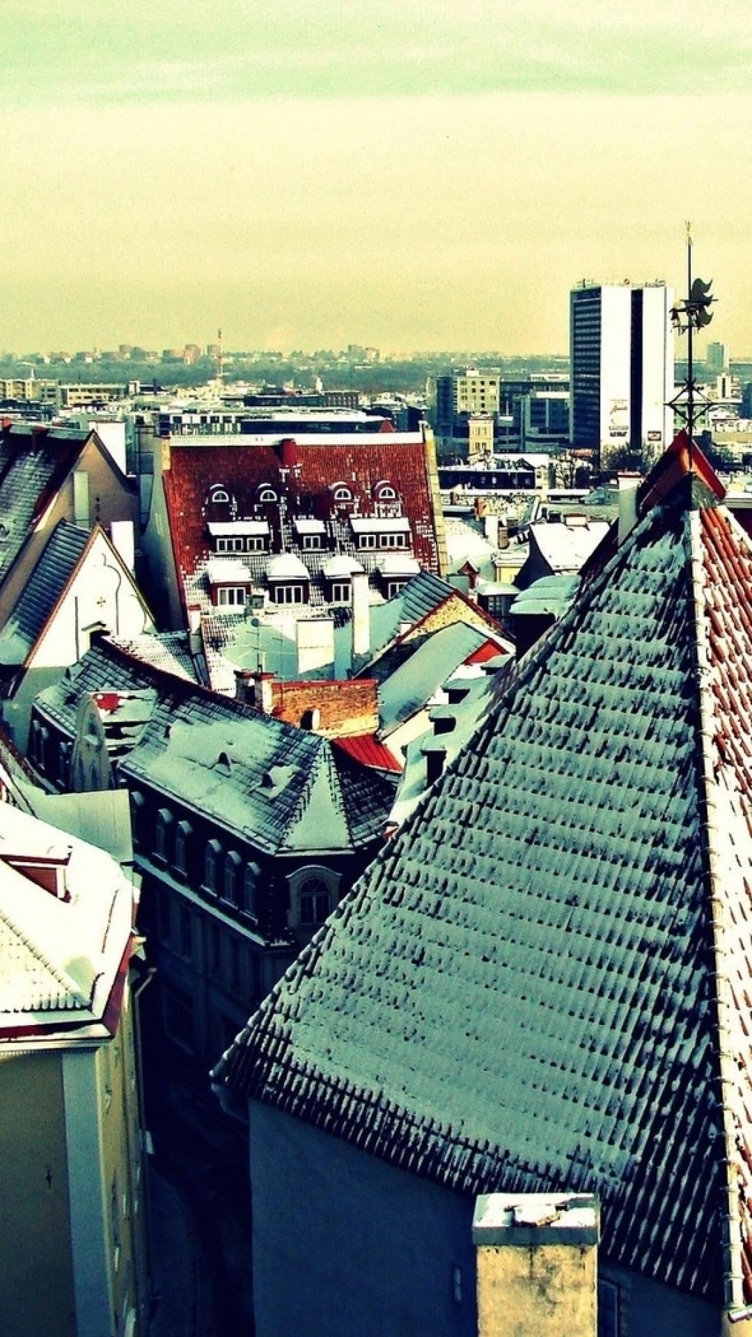 iphone wallpaper roof tower 3Wallpapers : notre sélection de fonds d'écran du 27/11/2017