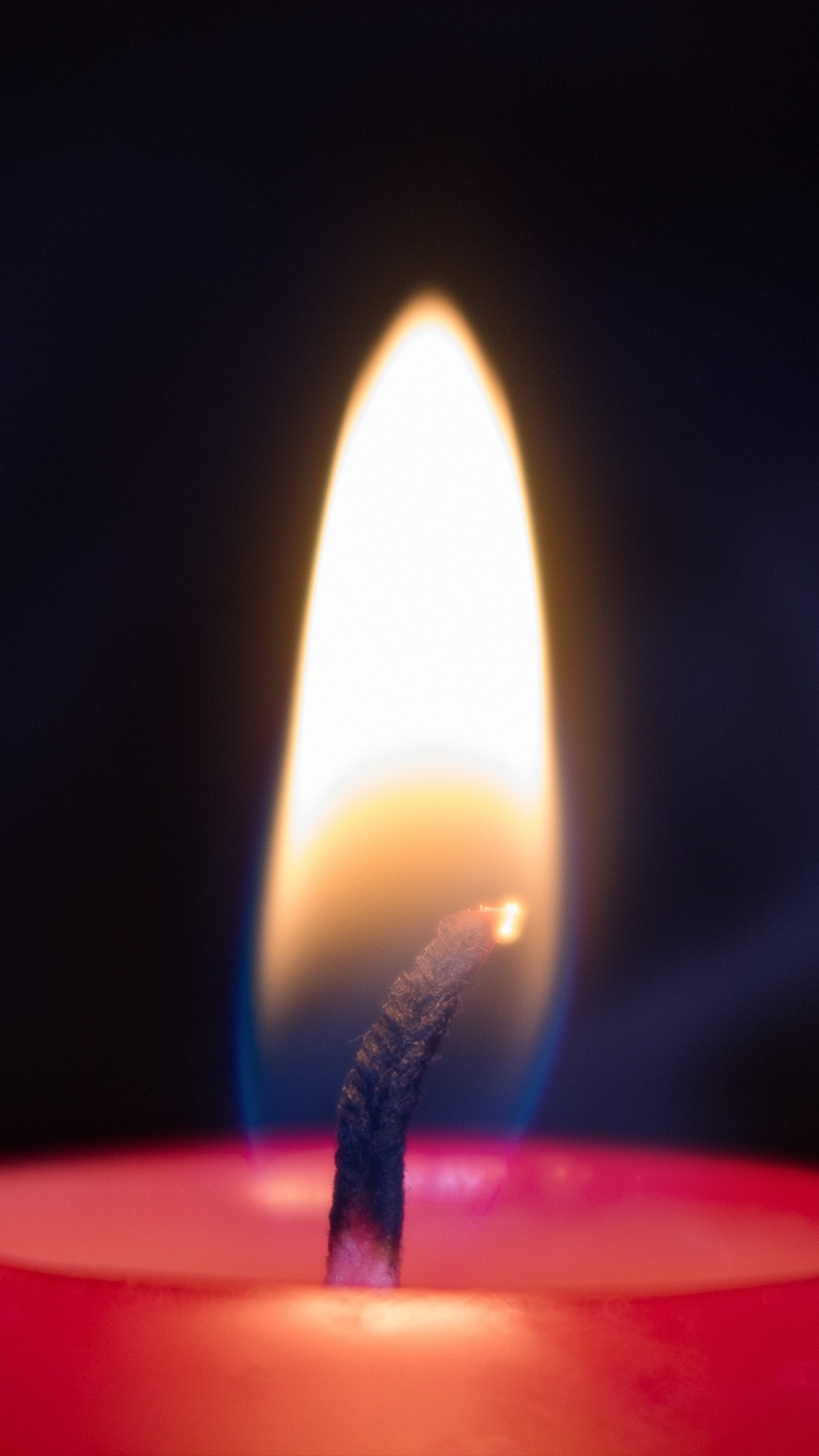 iphone wallpaper candle flame Candle
