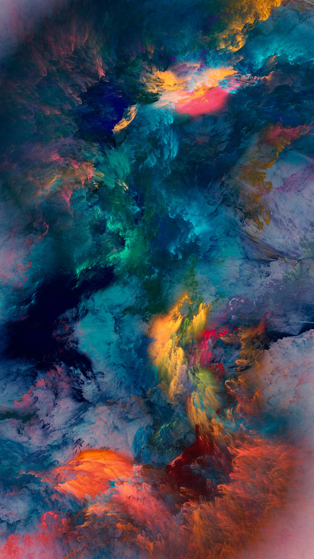 iphone wallpaper color storm Color