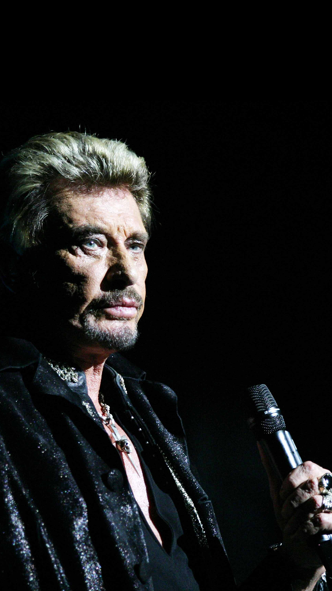 iphone wallpaper johnny hallyday Les 3Wallpapers iPhone du jour (06/12/2017)