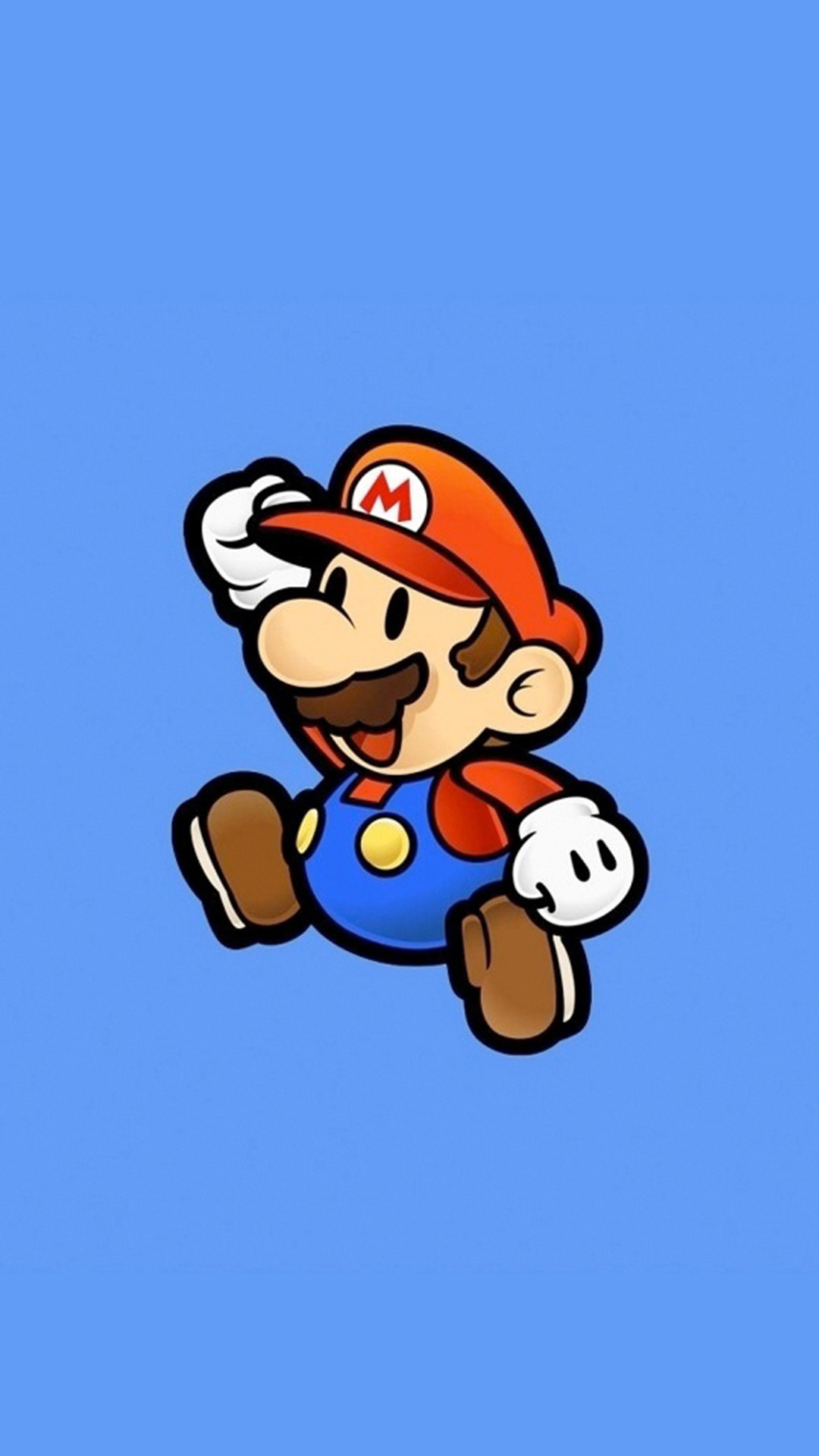 iphone wallpaper super mario Mario