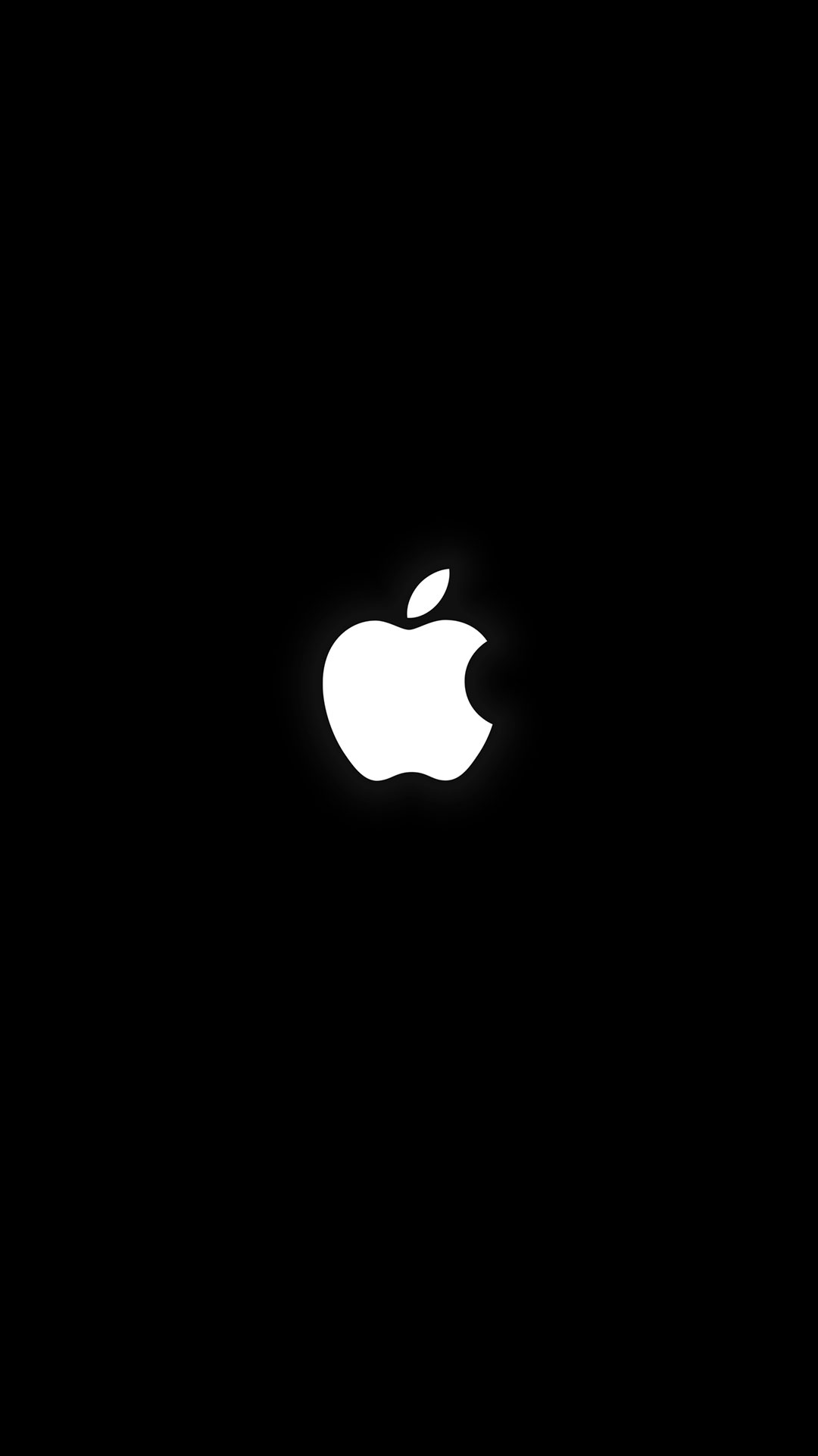 iPhone wallpaper apple logo black Apple Logo