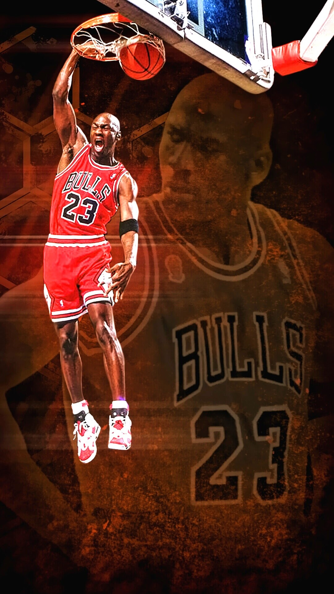 Michael Jordan Wallpaper For Iphone X 8 7 6 Free Download On