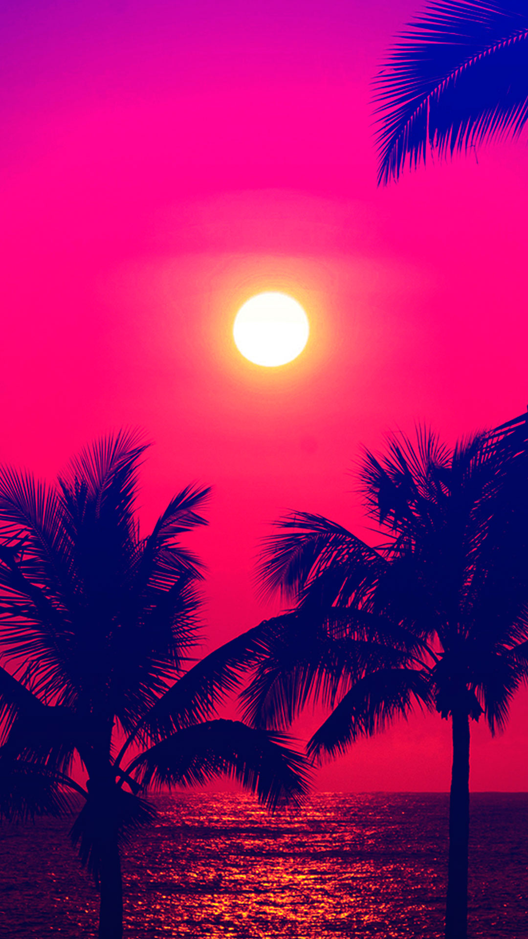 iPhone wallpaper sunset1 3Wallpapers : notre sélection de fonds d'écran du 30/03/2018