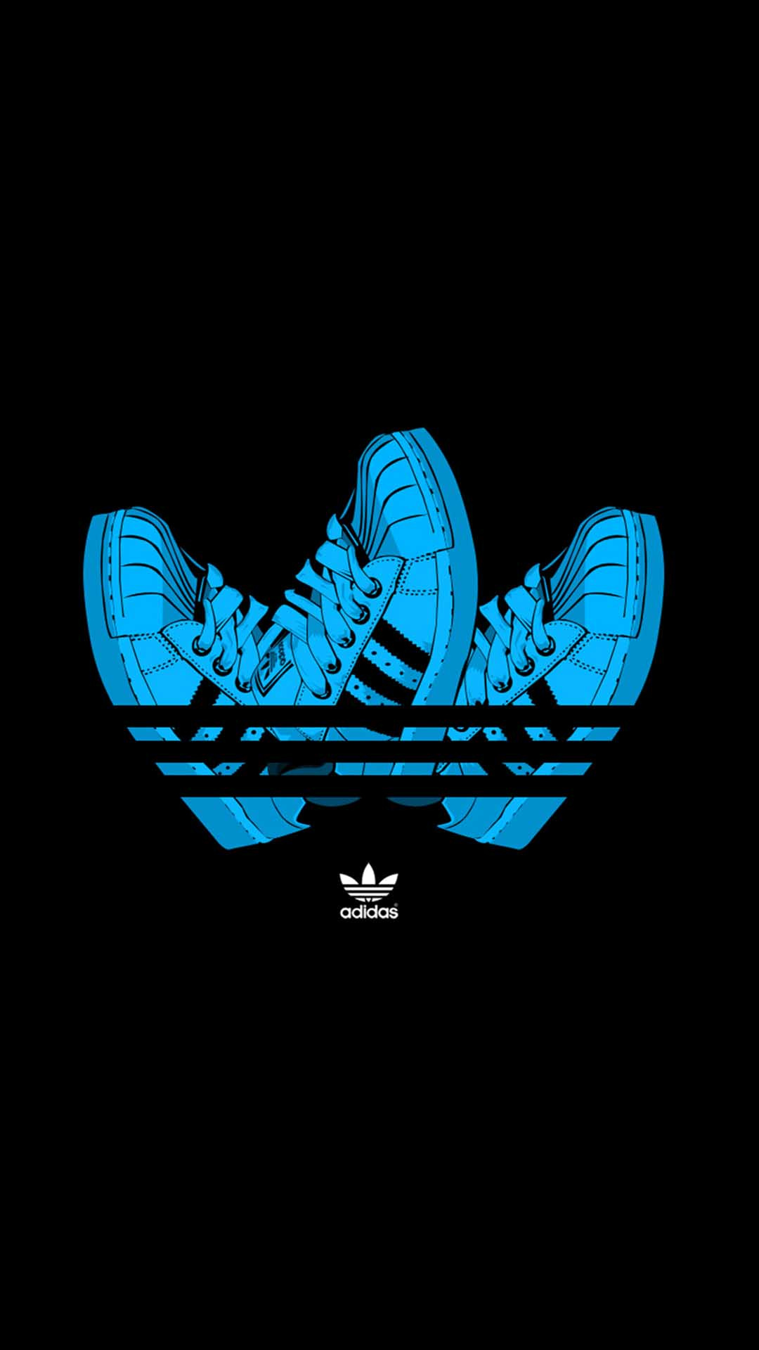 iPhone wallpaper adidas classic 3Wallpapers : notre sélection de fonds d'écran du 19/04/2018