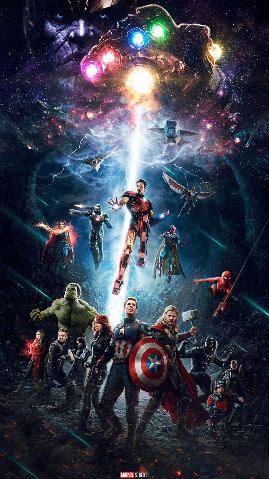 iPhone wallpaper avengers infinity war Avengers: Infinity War