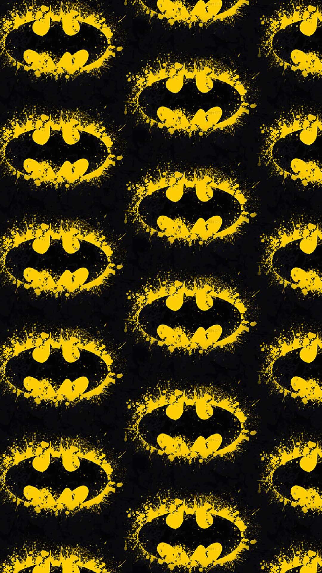 iPhone wallpaper batman logo Batman