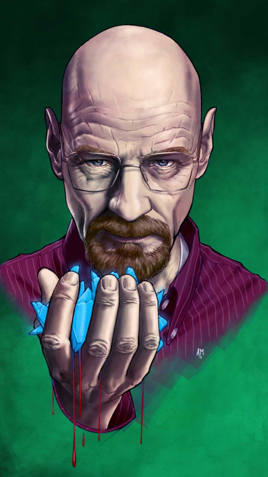 iPhone wallpaper breaking bad 1 3Wallpapers : notre sélection de fonds d'écran du 11/04/2018