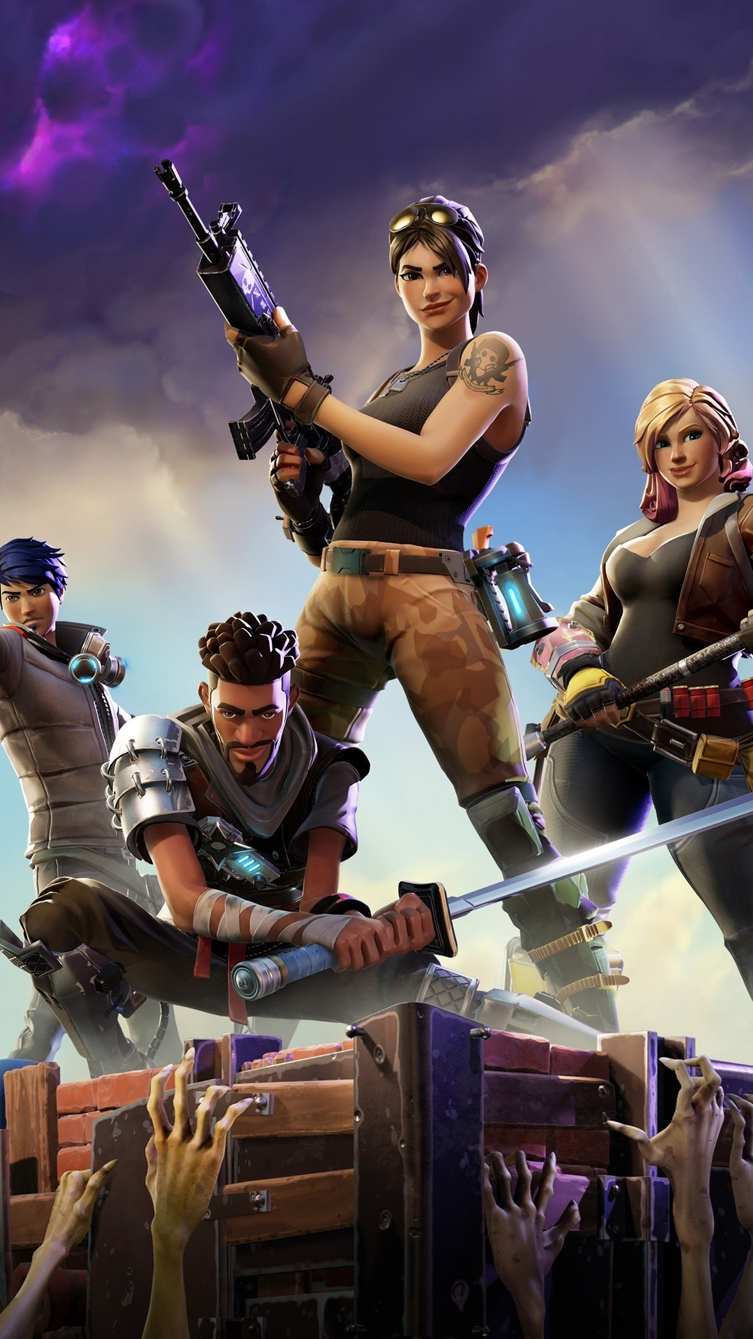 iPhone wallpaper fortnite2 Fortnite