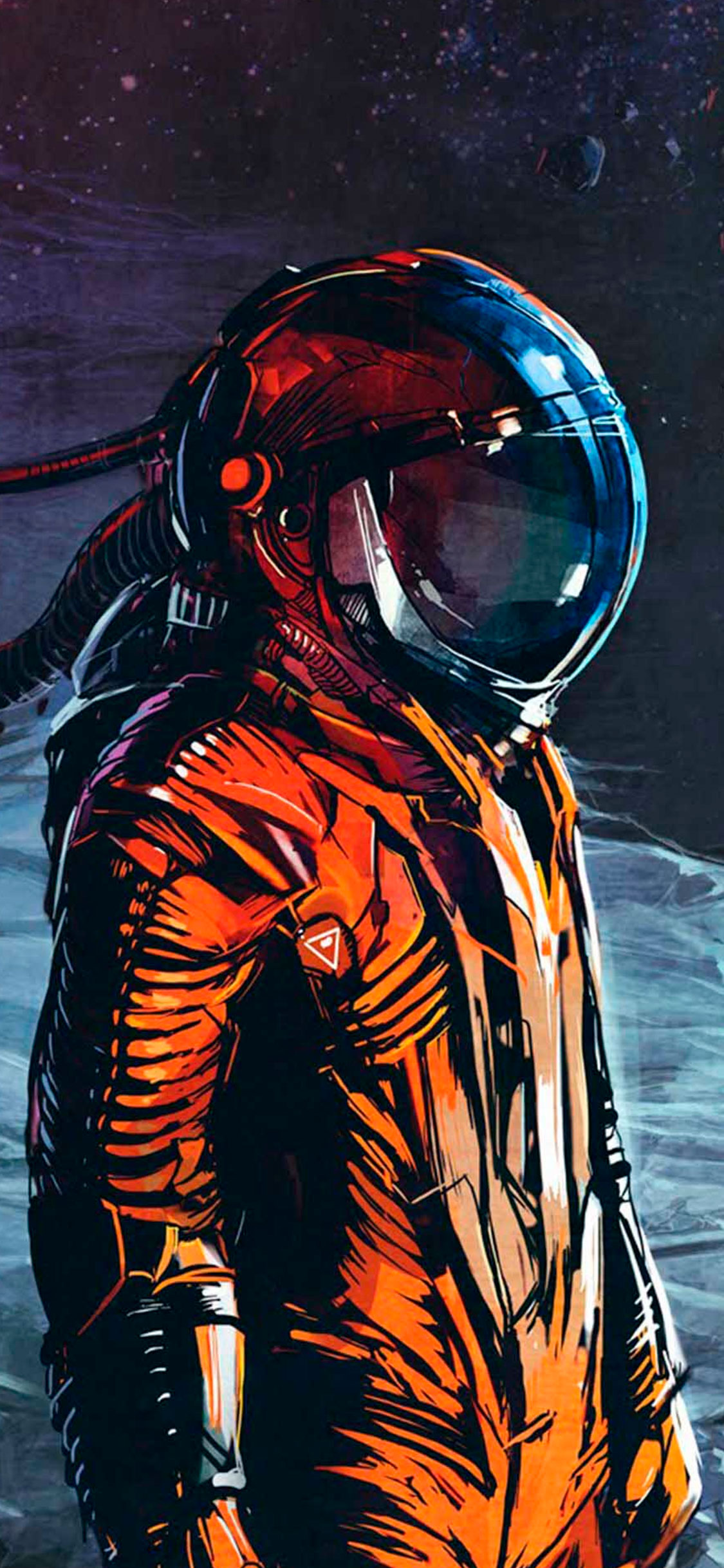 Astronaut Wallpaper For Iphone 11 Pro Max X 8 7 6