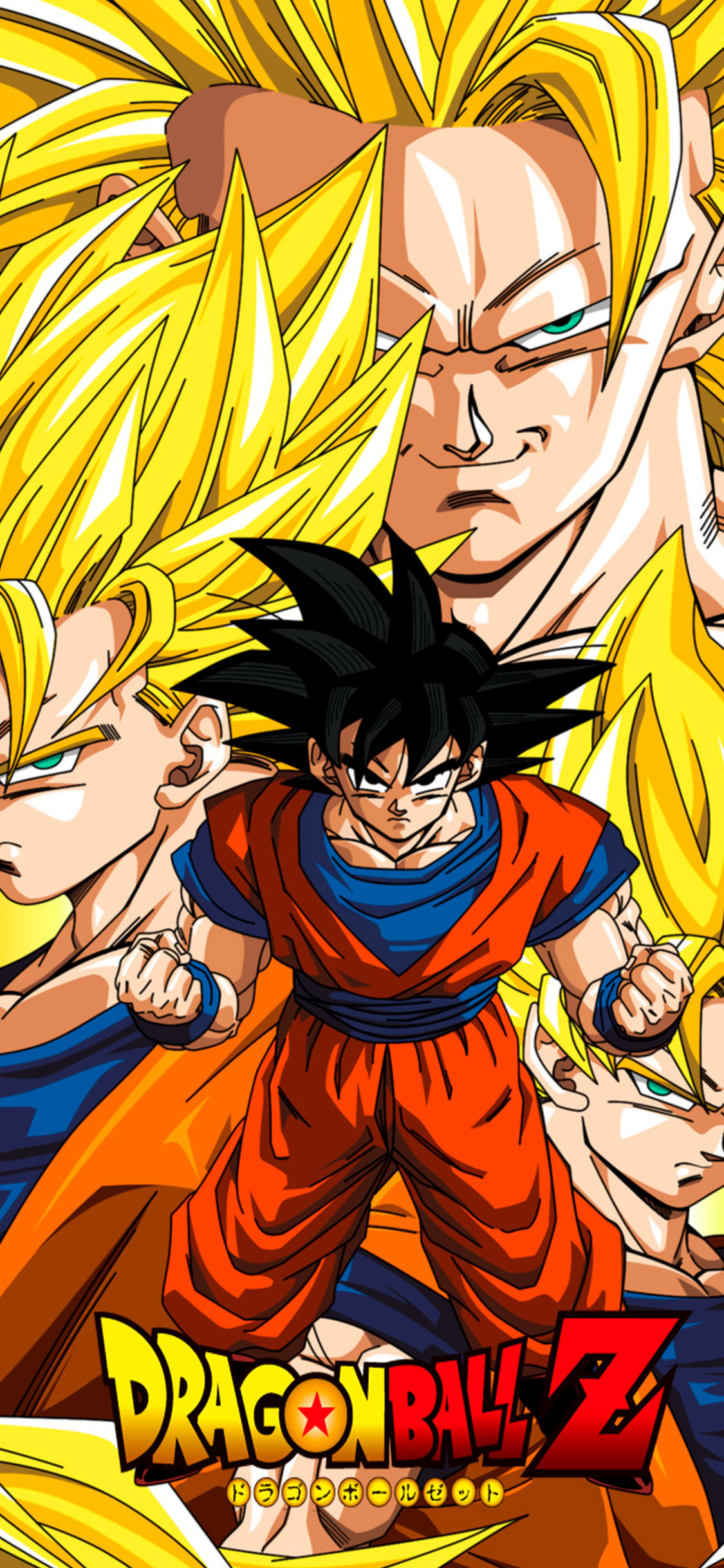 iPhone wallpaper dragon ball goku Dragon Ball