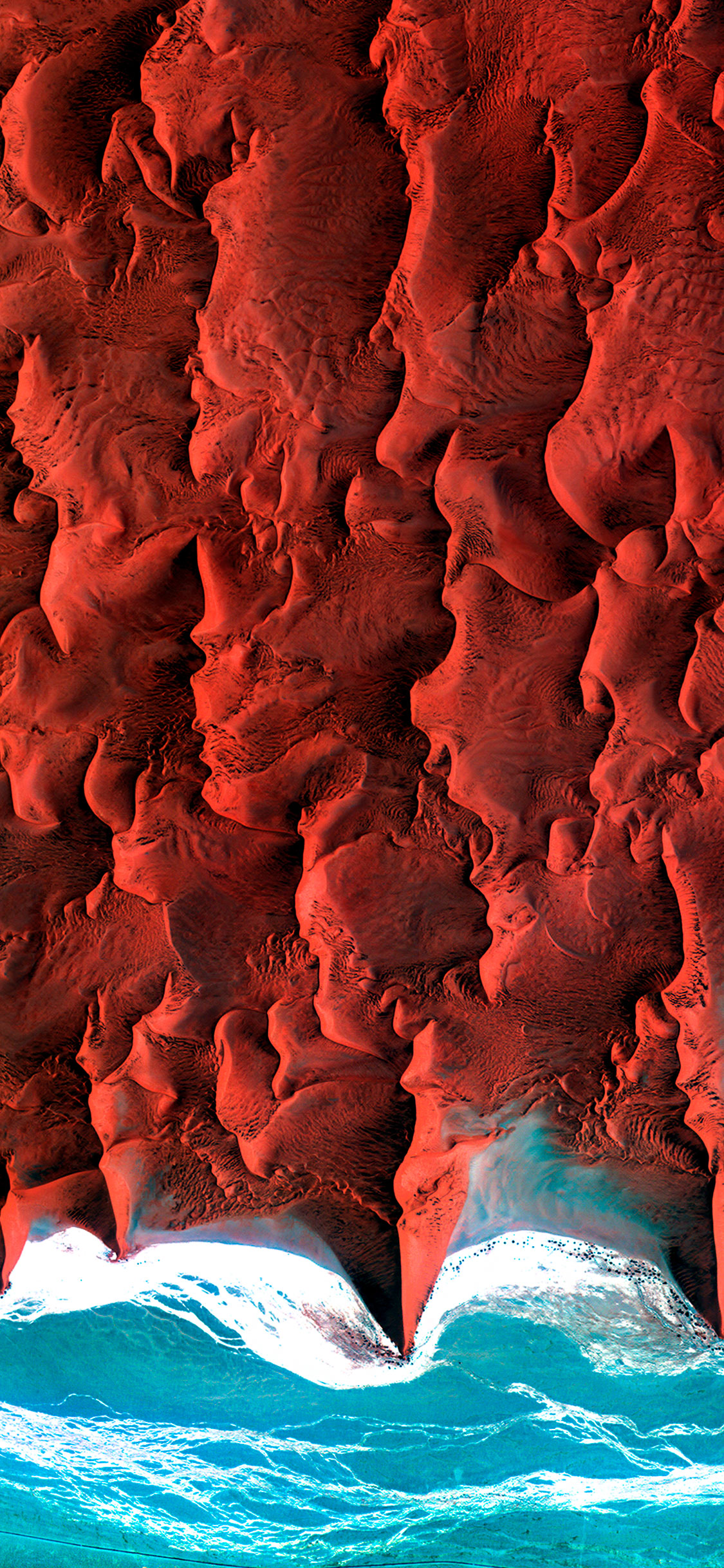 iPhone wallpaper namib desert Fonds d'écran iPhone du 23/05/2018