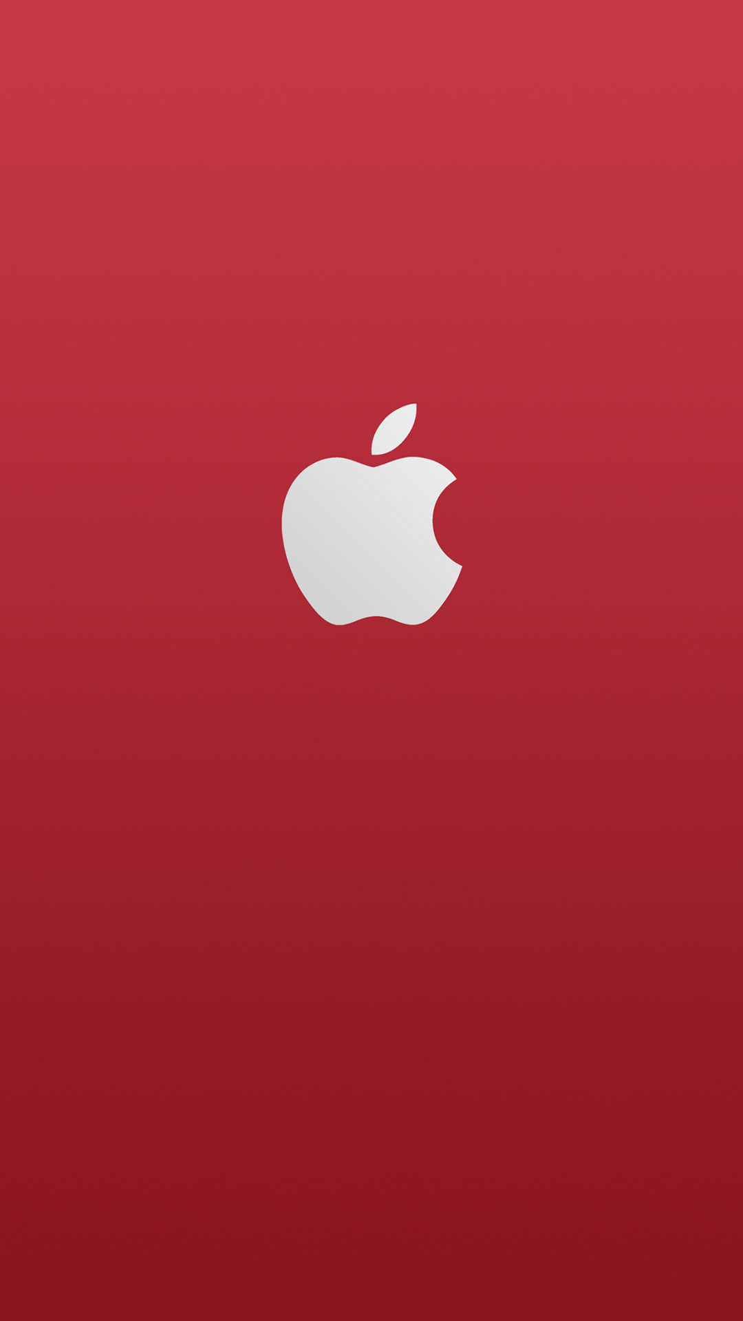 iPhone wallpaper product red logo iPhone 8 (PRODUCT) RED