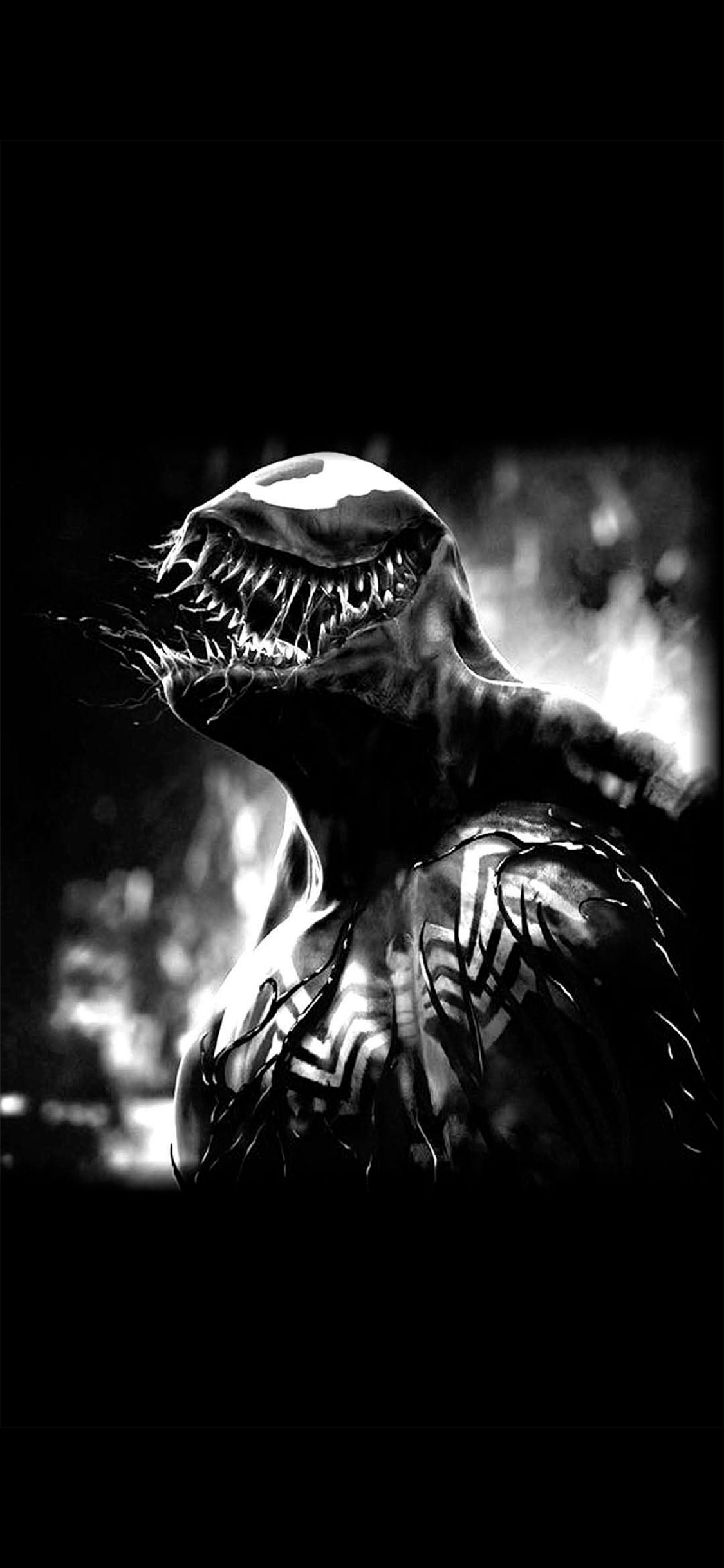 iPhone wallpaper venom1 Fonds d'écran iPhone du 14/05/2018