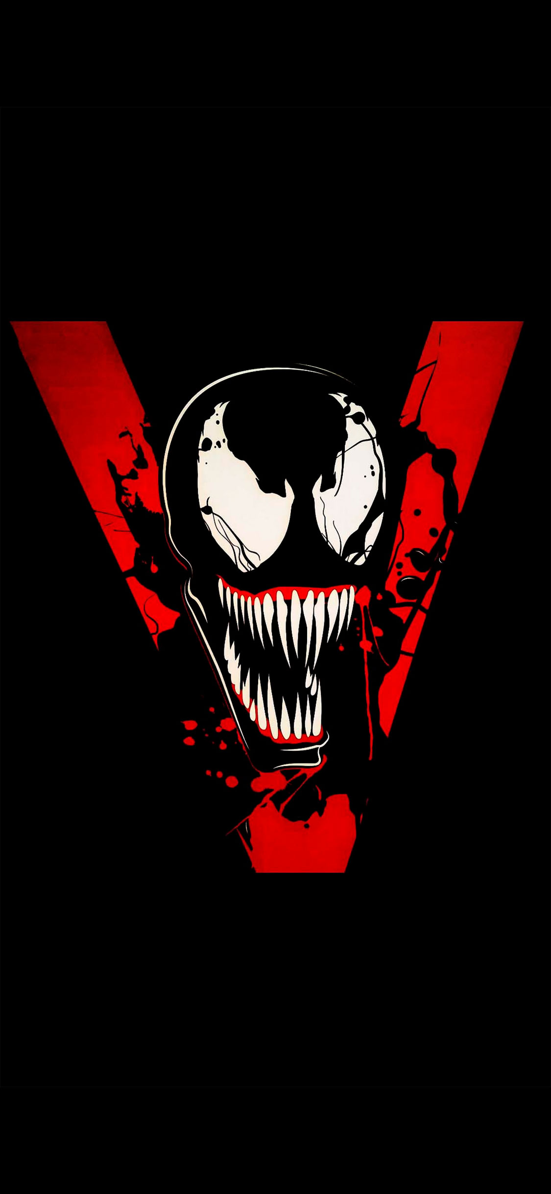 iPhone wallpaper venom2 Fonds d'écran iPhone du 14/05/2018