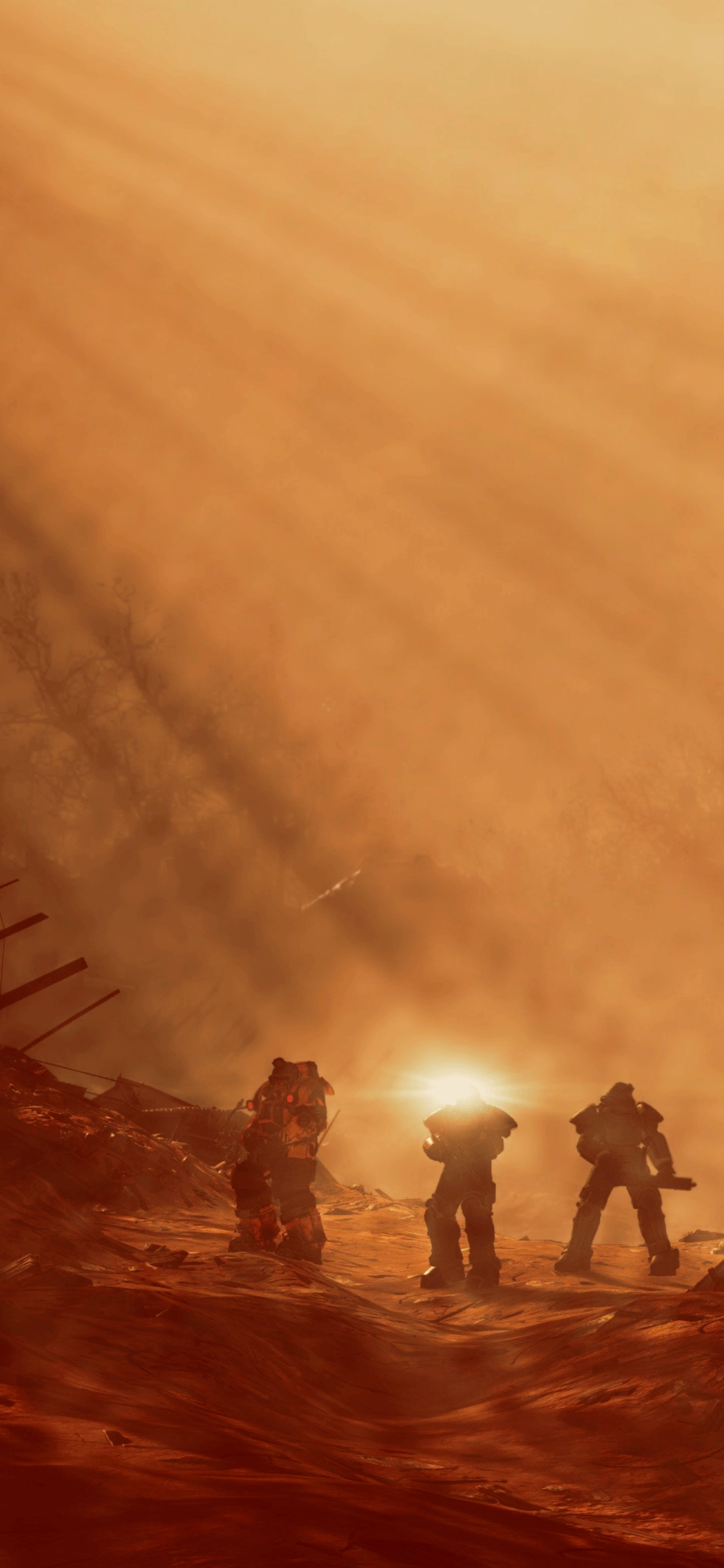 iPhone wallpaper fallout 76 2 Fallout 76
