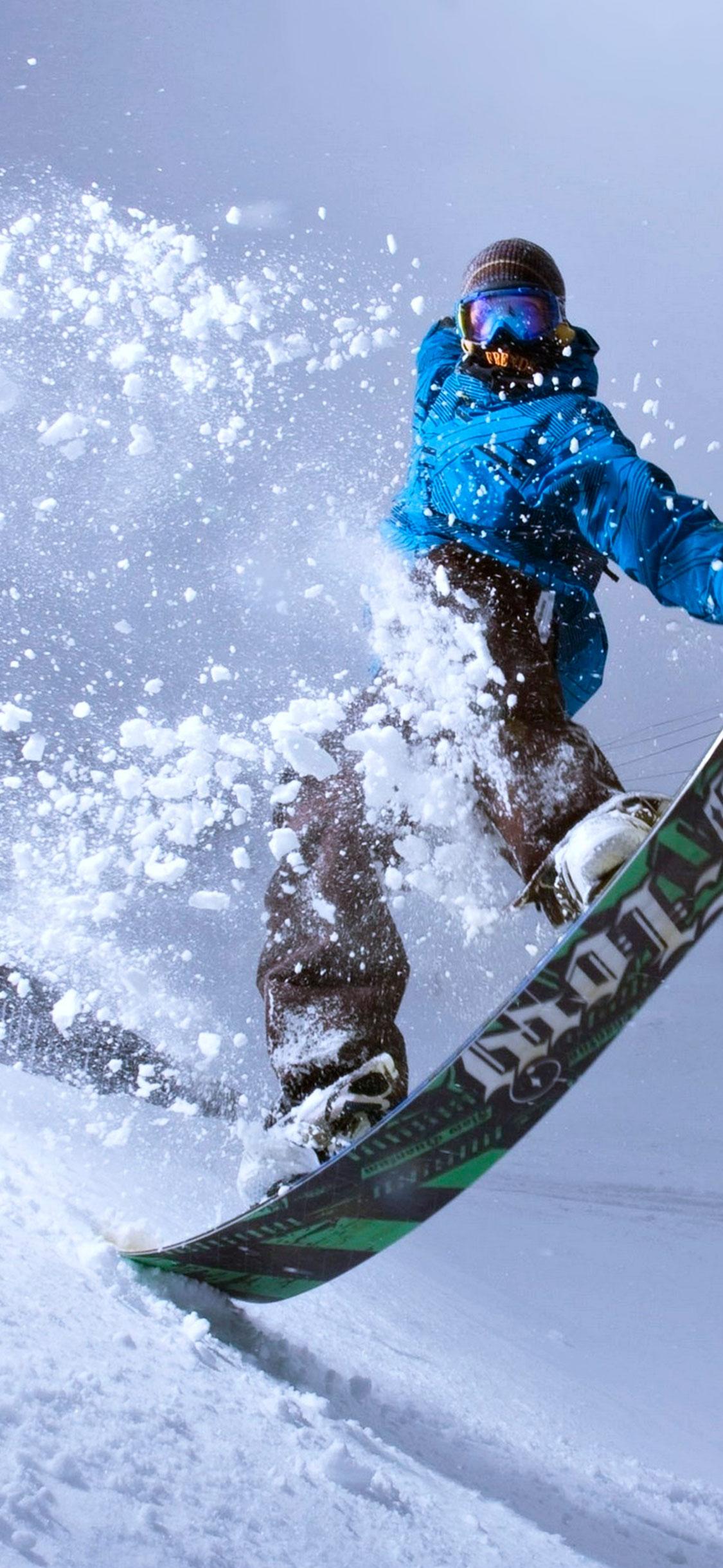 iPhone wallpaper snowboard2 Snowboard