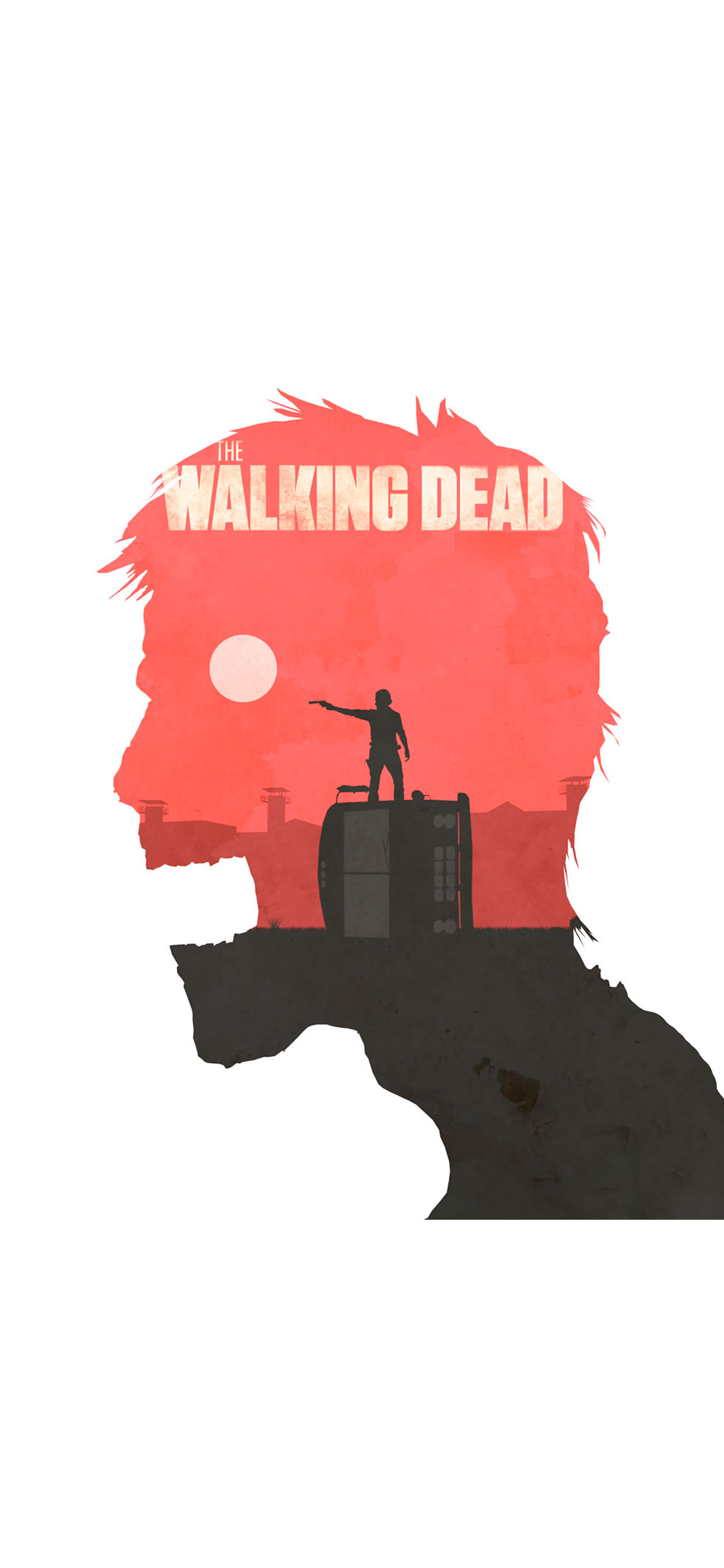 iPhone wallpapers walking dead2 The Walking Dead