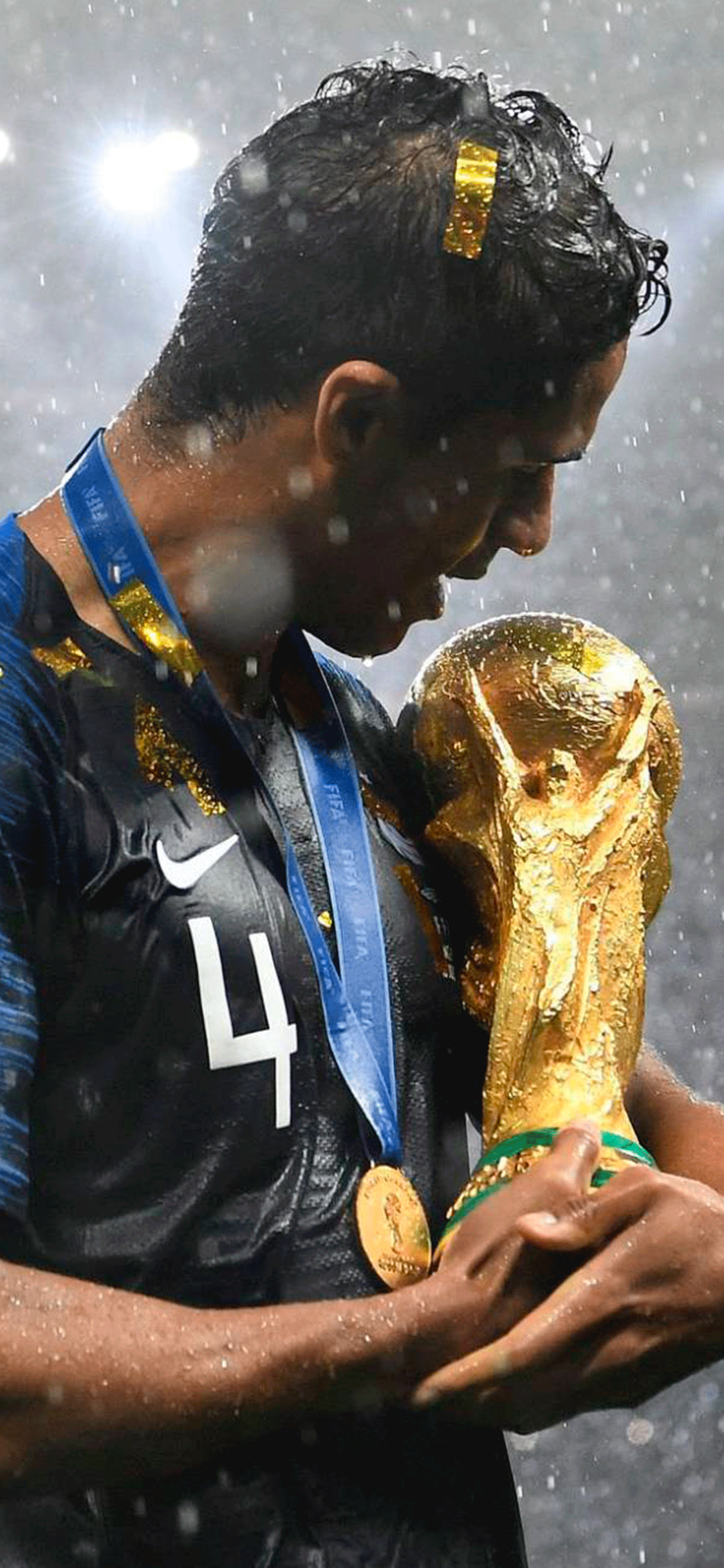 iPhone wallpaper fifa world cup 2018 france3 Fonds d'écran iPhone du 17/07/2018